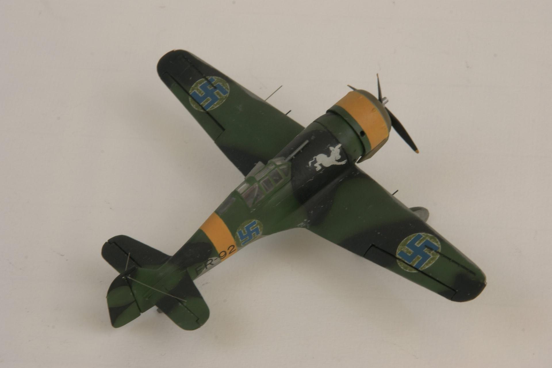Fokker d xxi series 2 6
