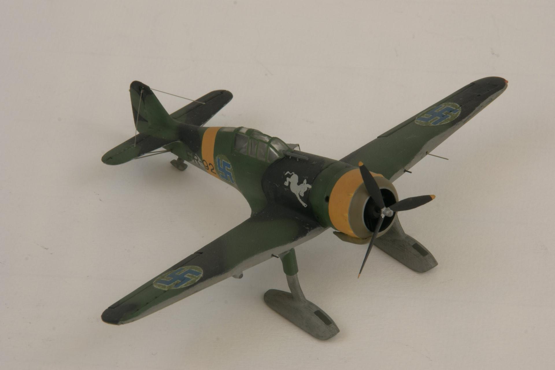 Fokker d xxi series 2 7