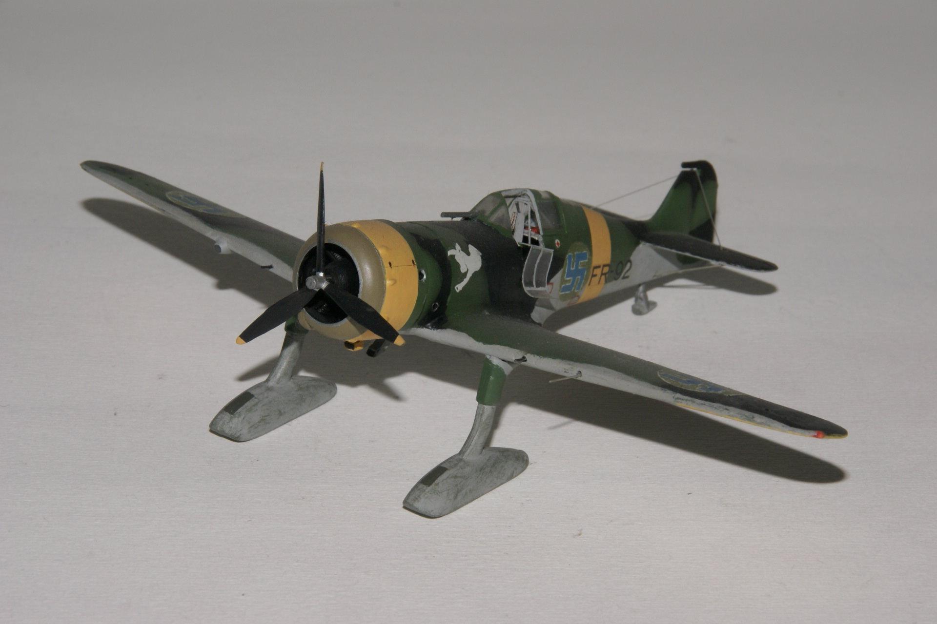 Fokker d xxi series 2 8