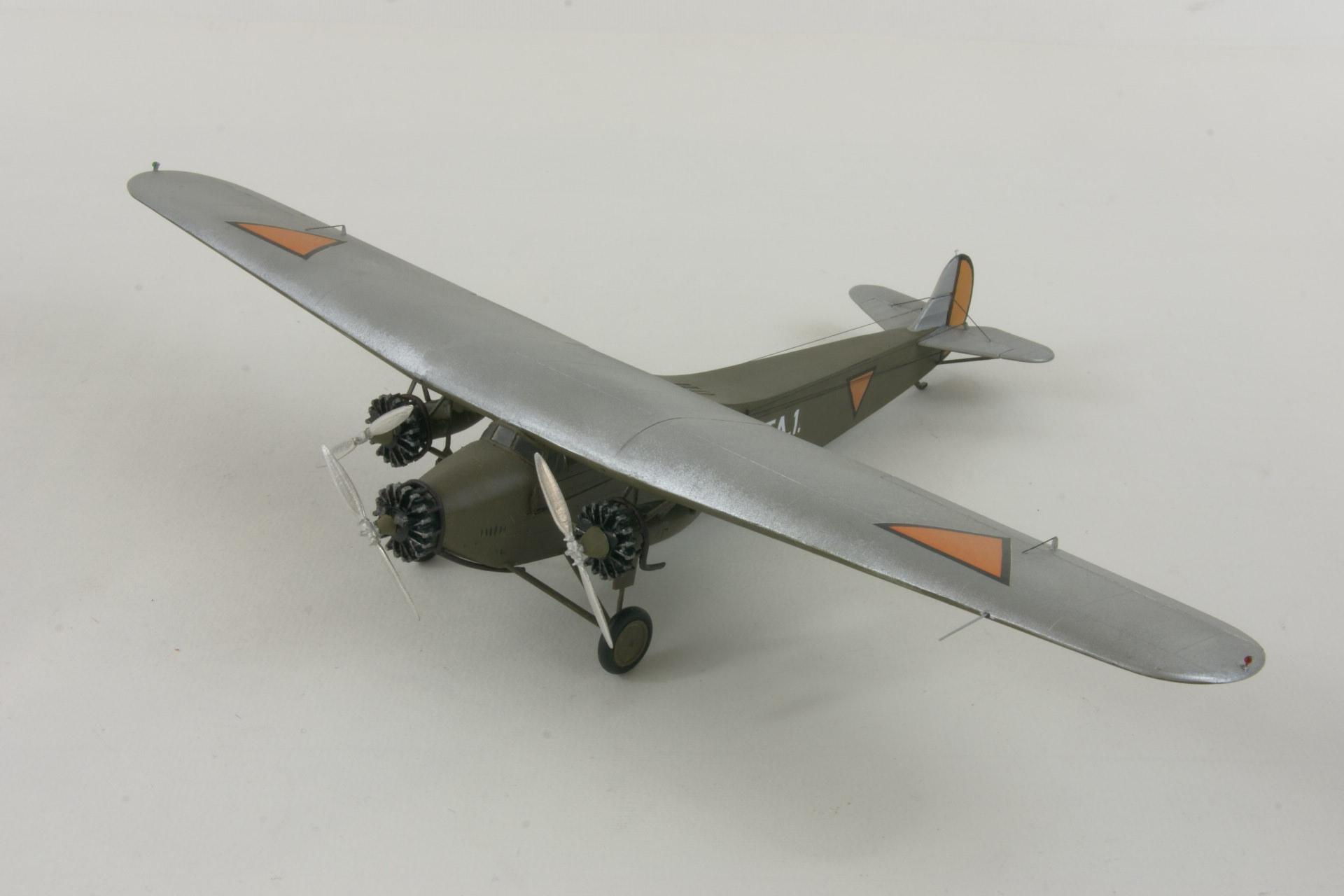 Fokker f viia 1 2