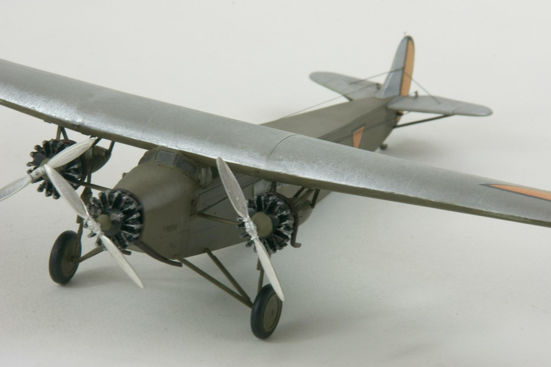 Fokker f viia 1