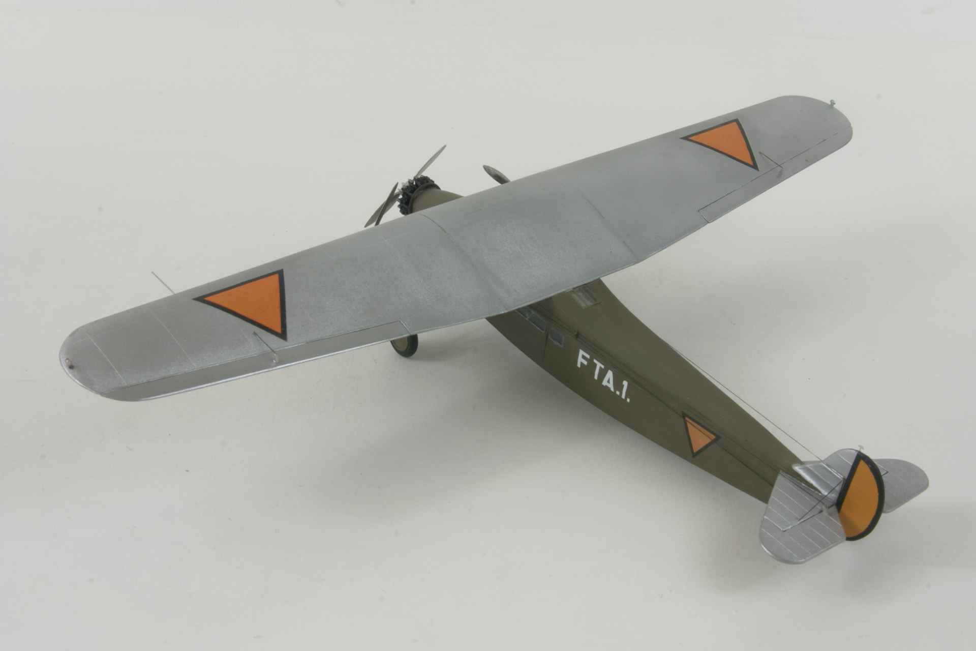 Fokker f viia 2 2