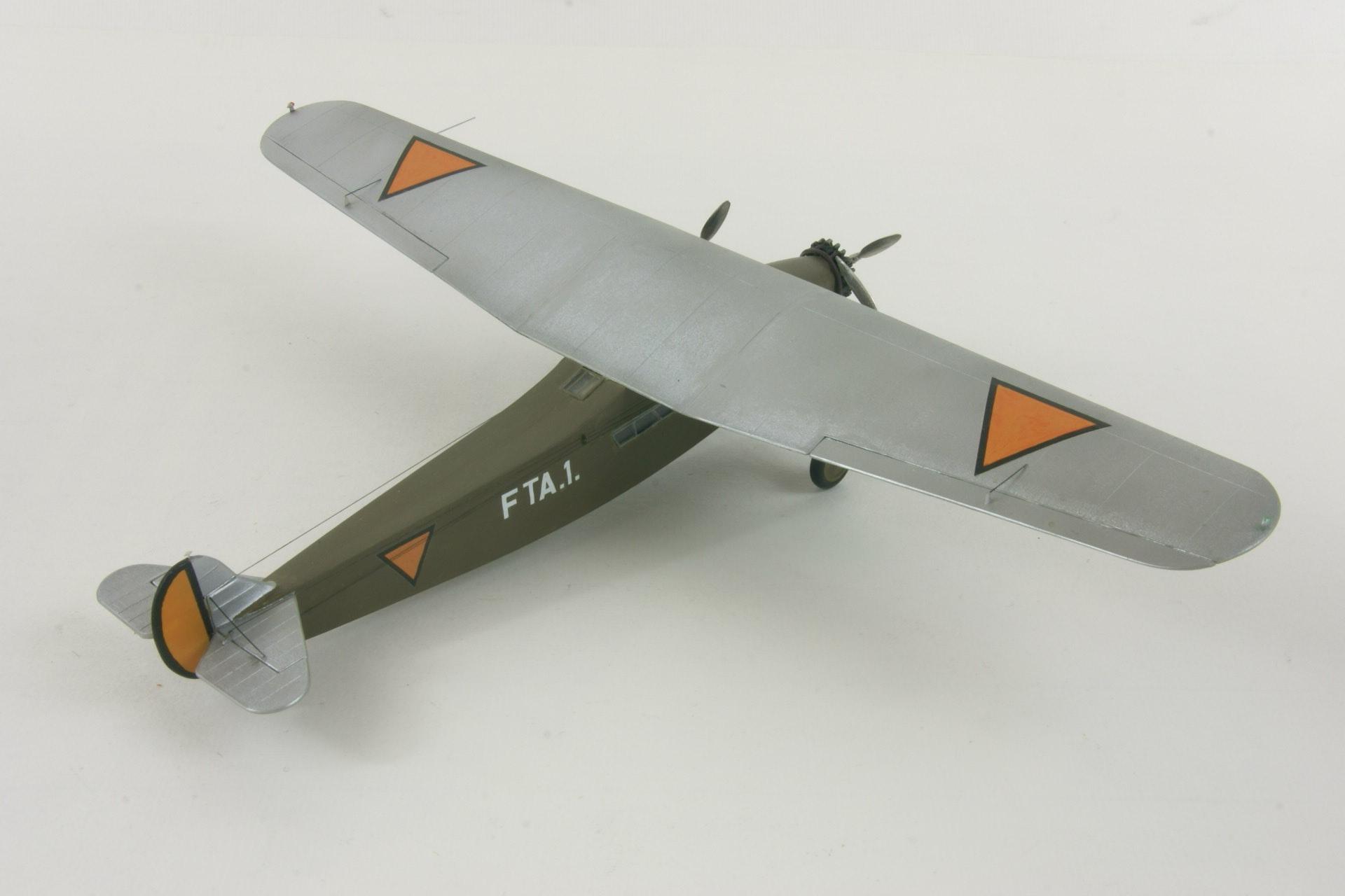 Fokker f viia 3 2