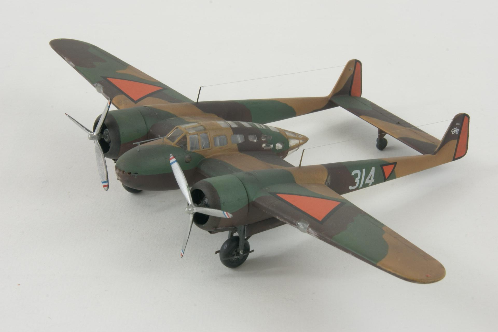 Fokker g ia 1 2