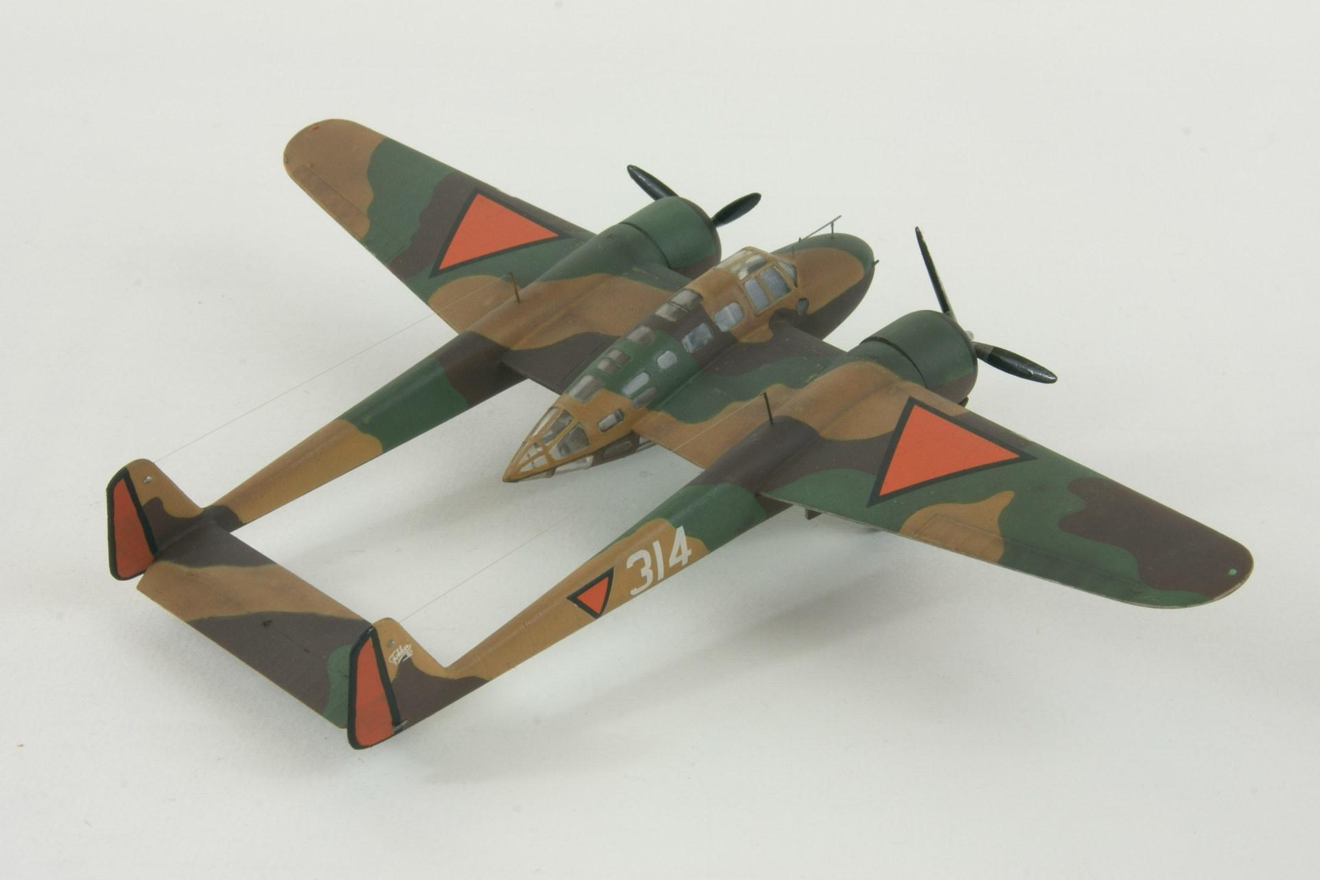 Fokker g ia 2 2