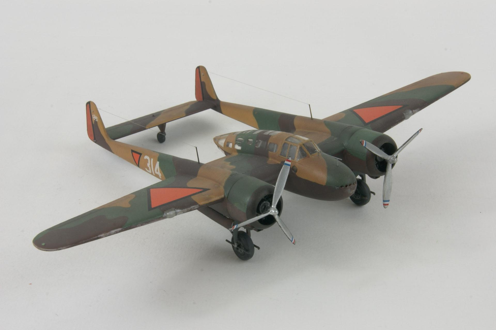 Fokker g ia 3 2