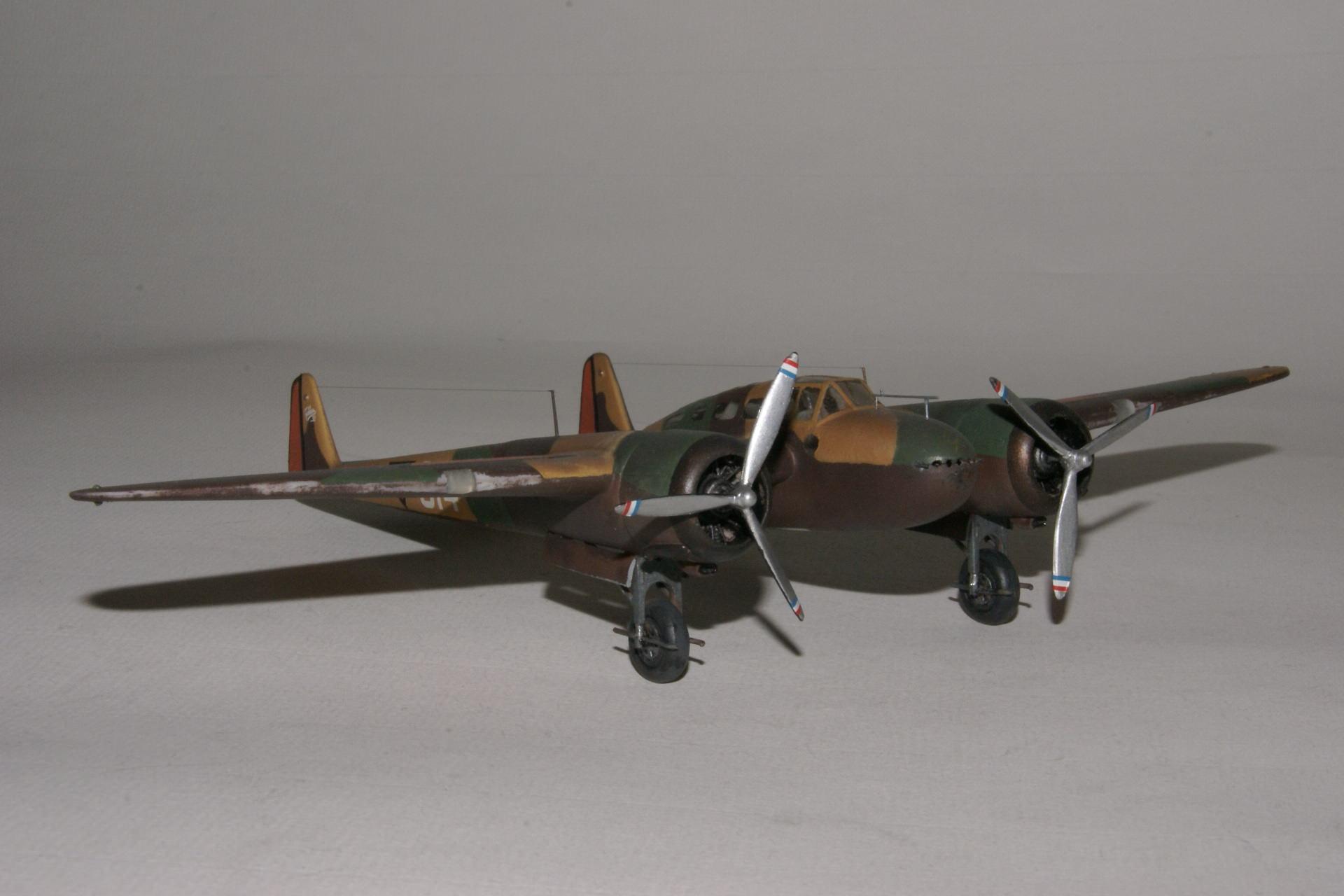 Fokker g ia 5 2