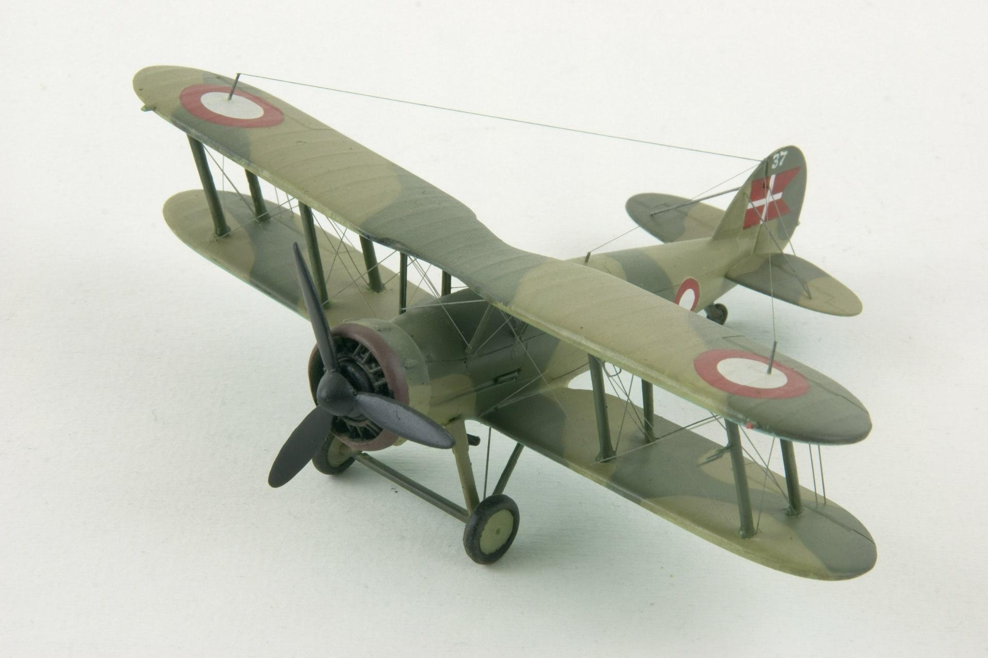 Gloster gauntlet ii 2