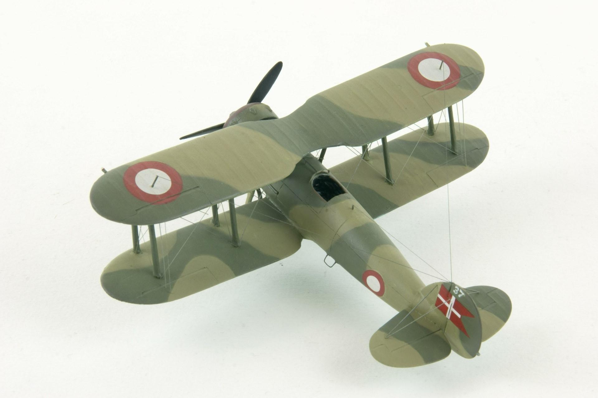 Gloster gauntlet ii 3
