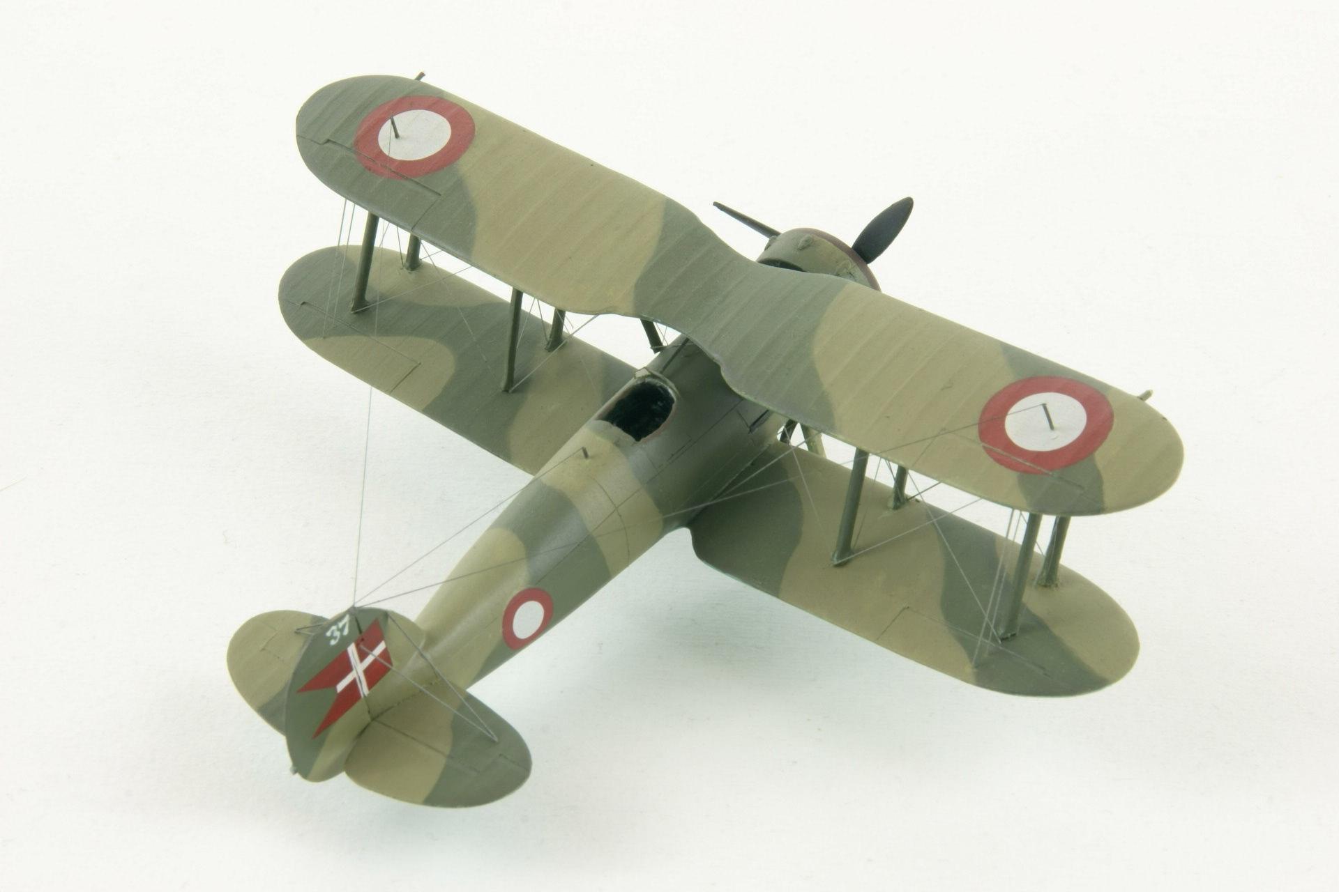 Gloster gauntlet ii 4