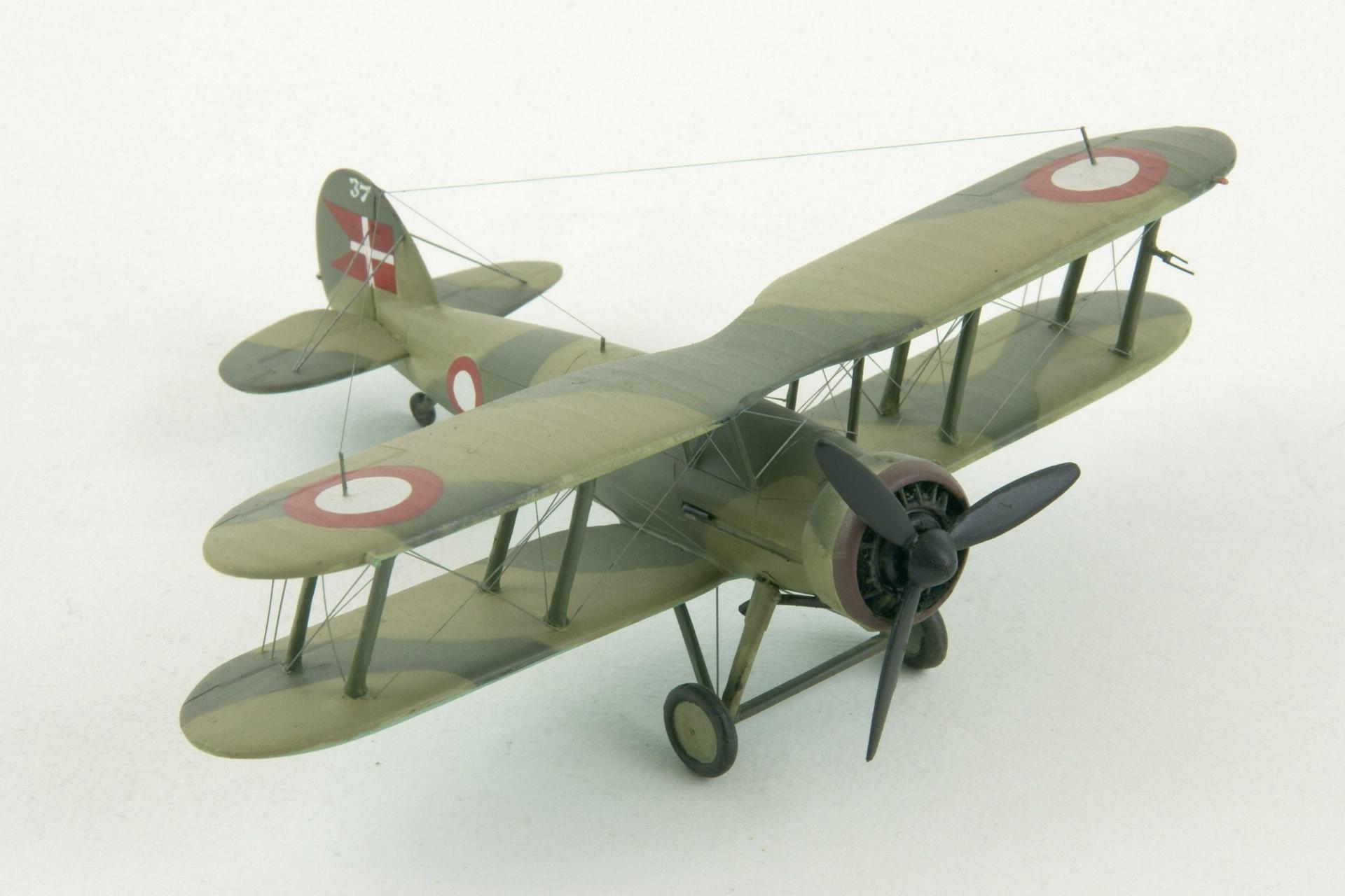Gloster gauntlet ii 5 1