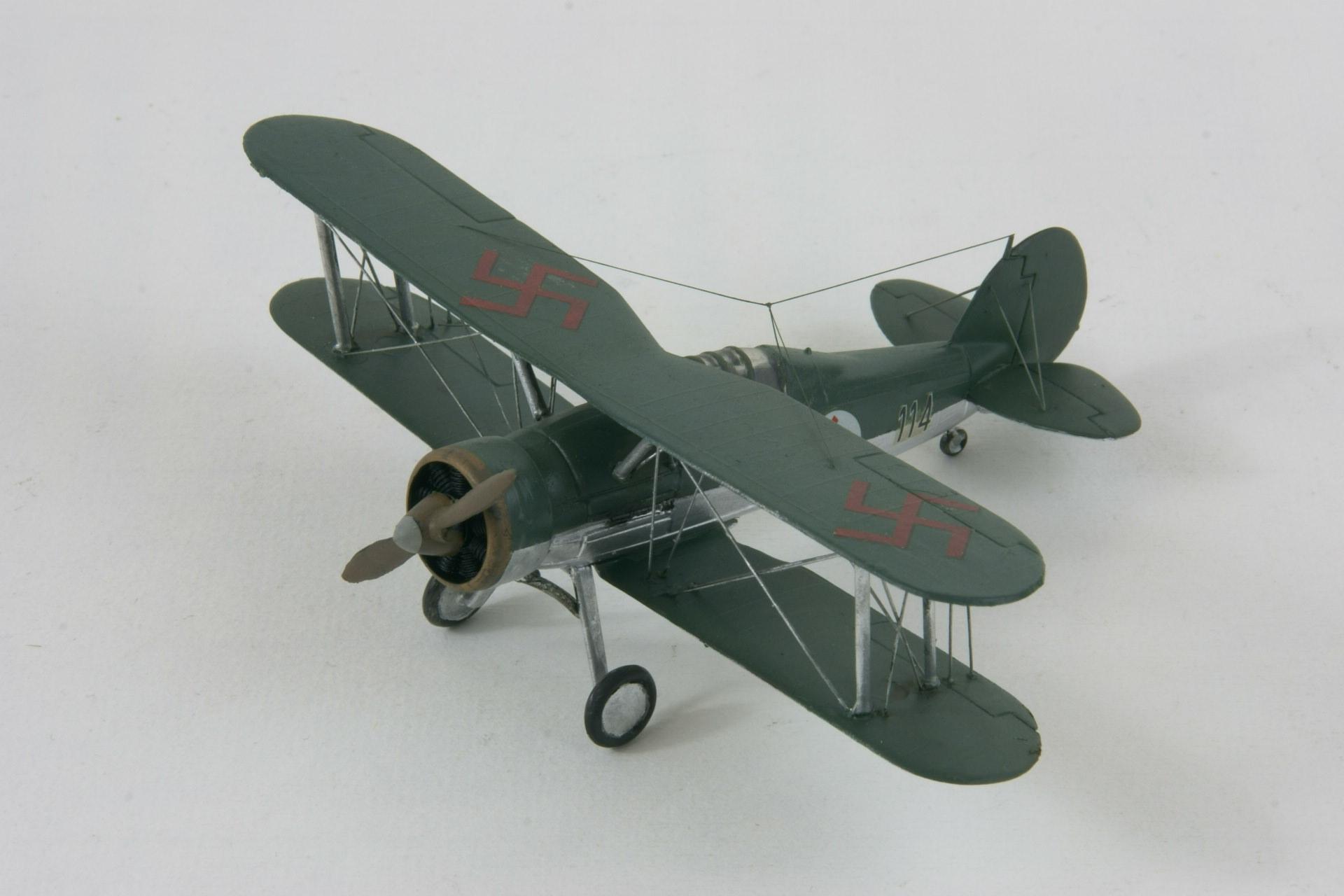 Gloster gladiator i 1 2