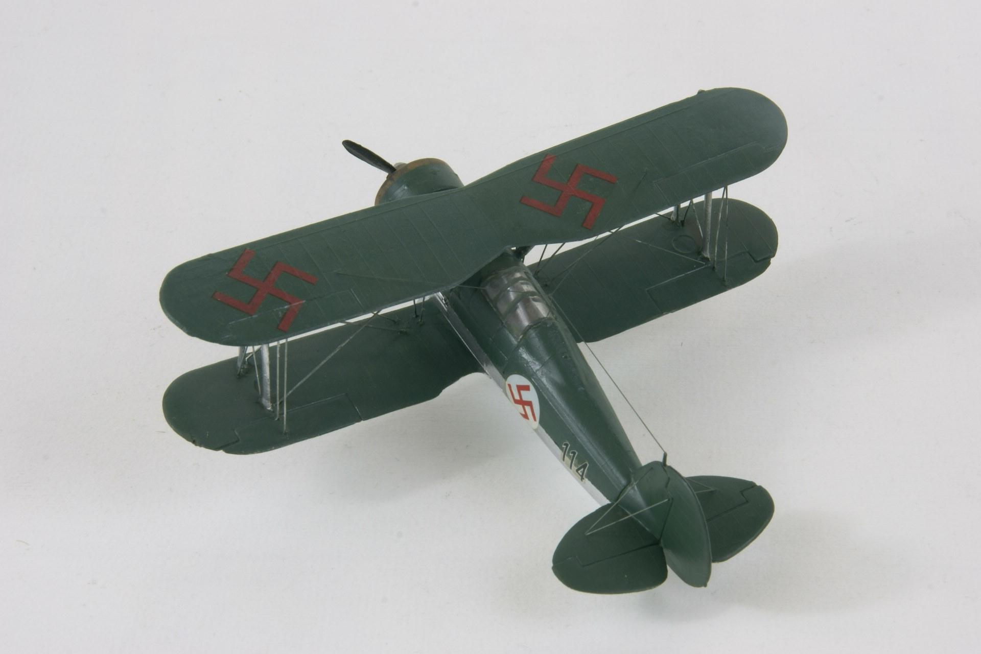 Gloster gladiator i 2 2