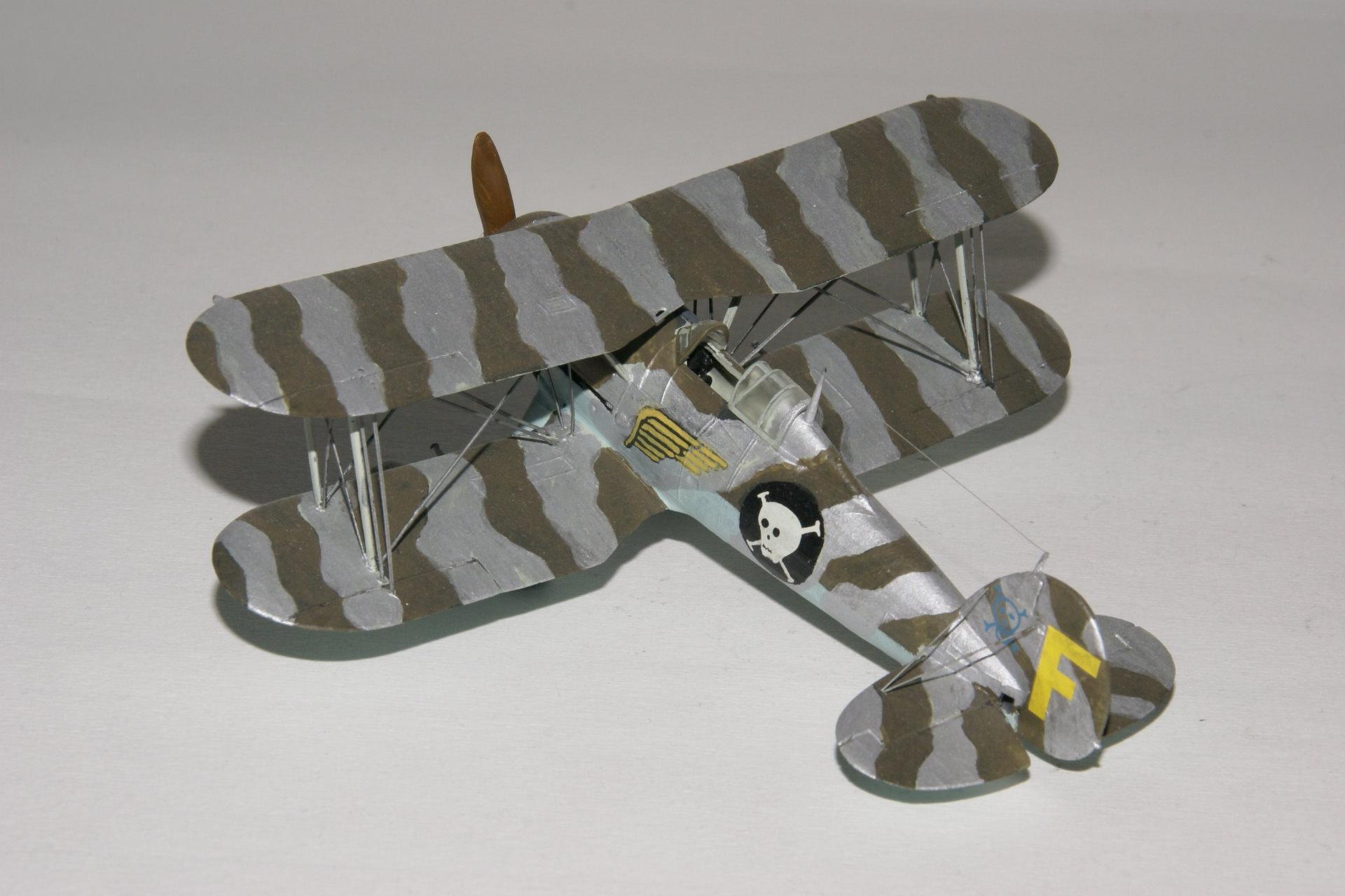 Gloster gladiator i 2