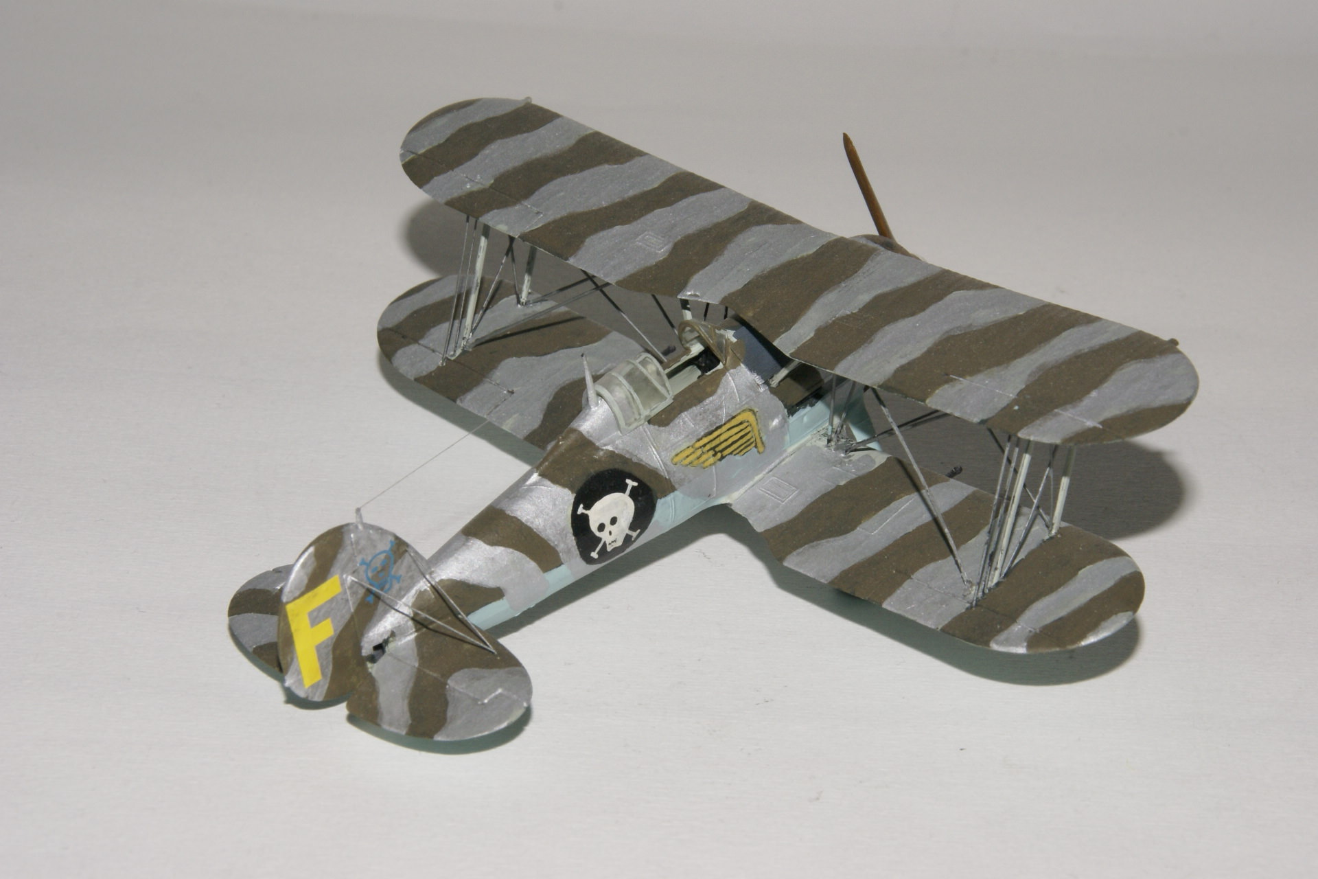 Gloster gladiator i 3