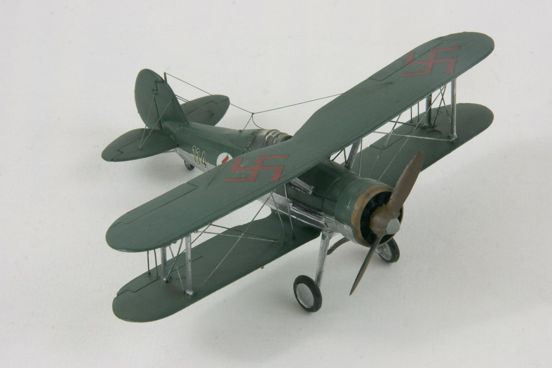 Gloster gladiator i 4 2