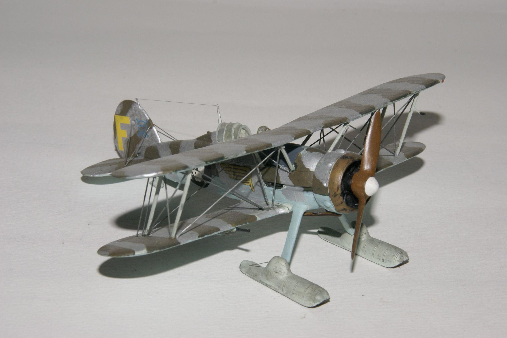 Gloster gladiator i 4