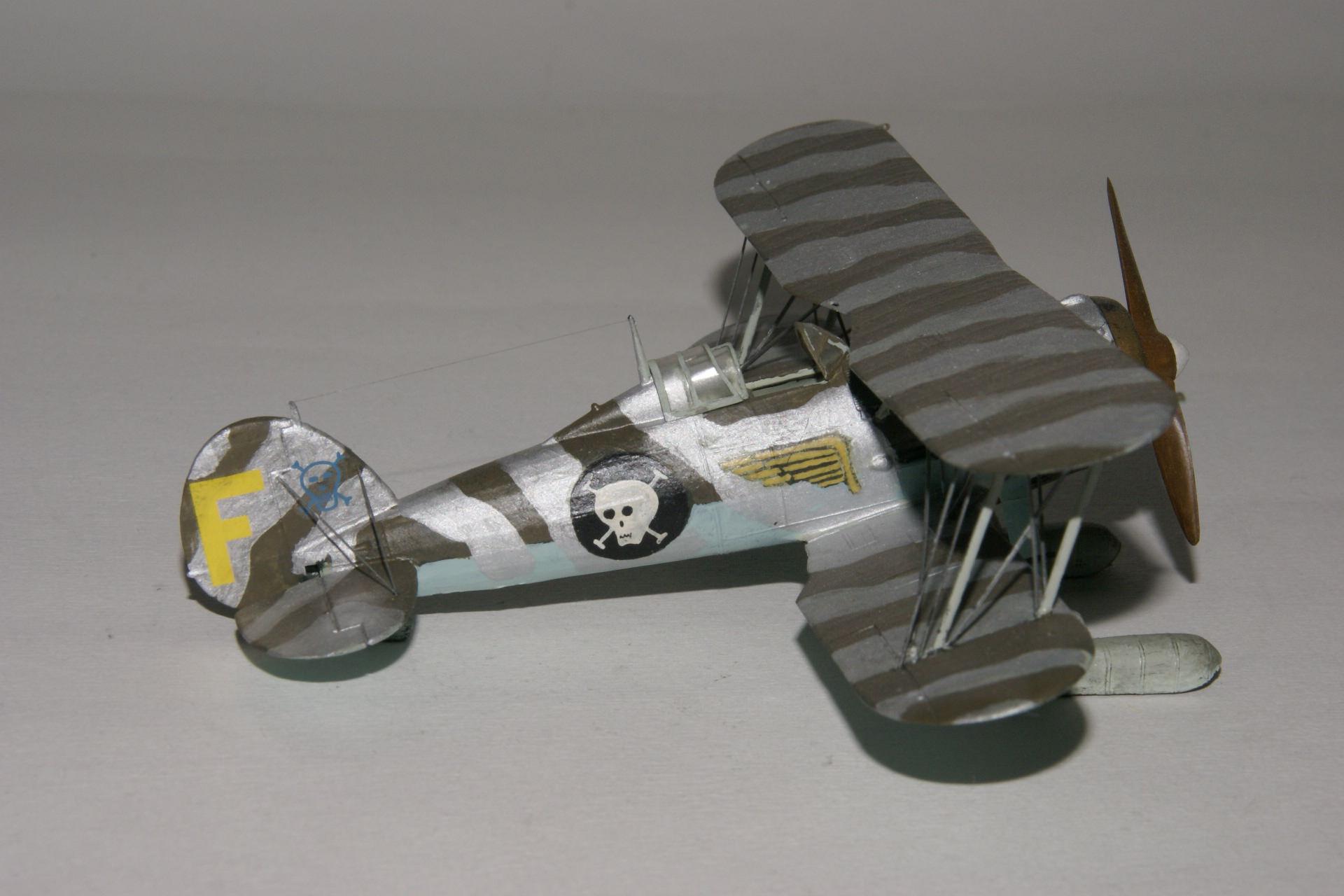 Gloster gladiator i 5