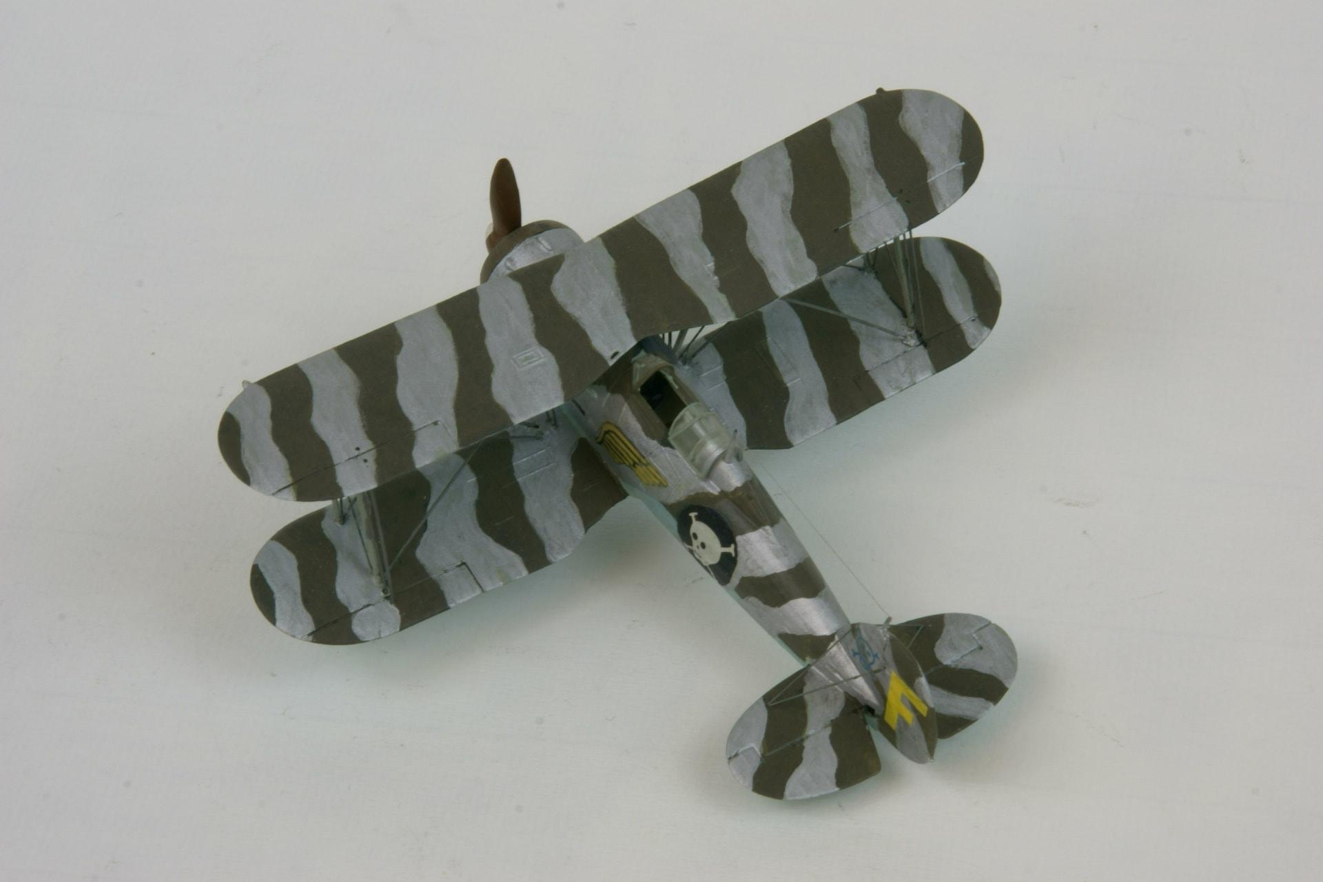 Gloster gladiator i 6