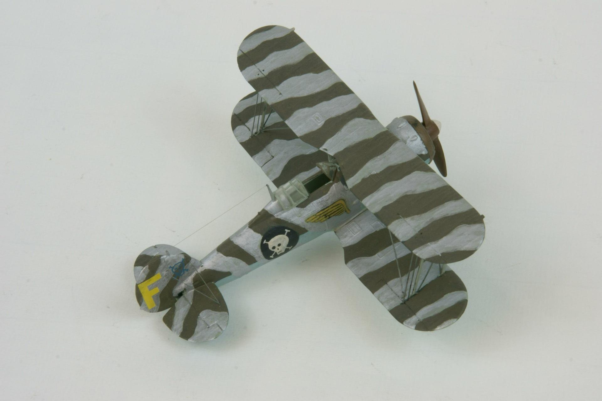 Gloster gladiator i 7