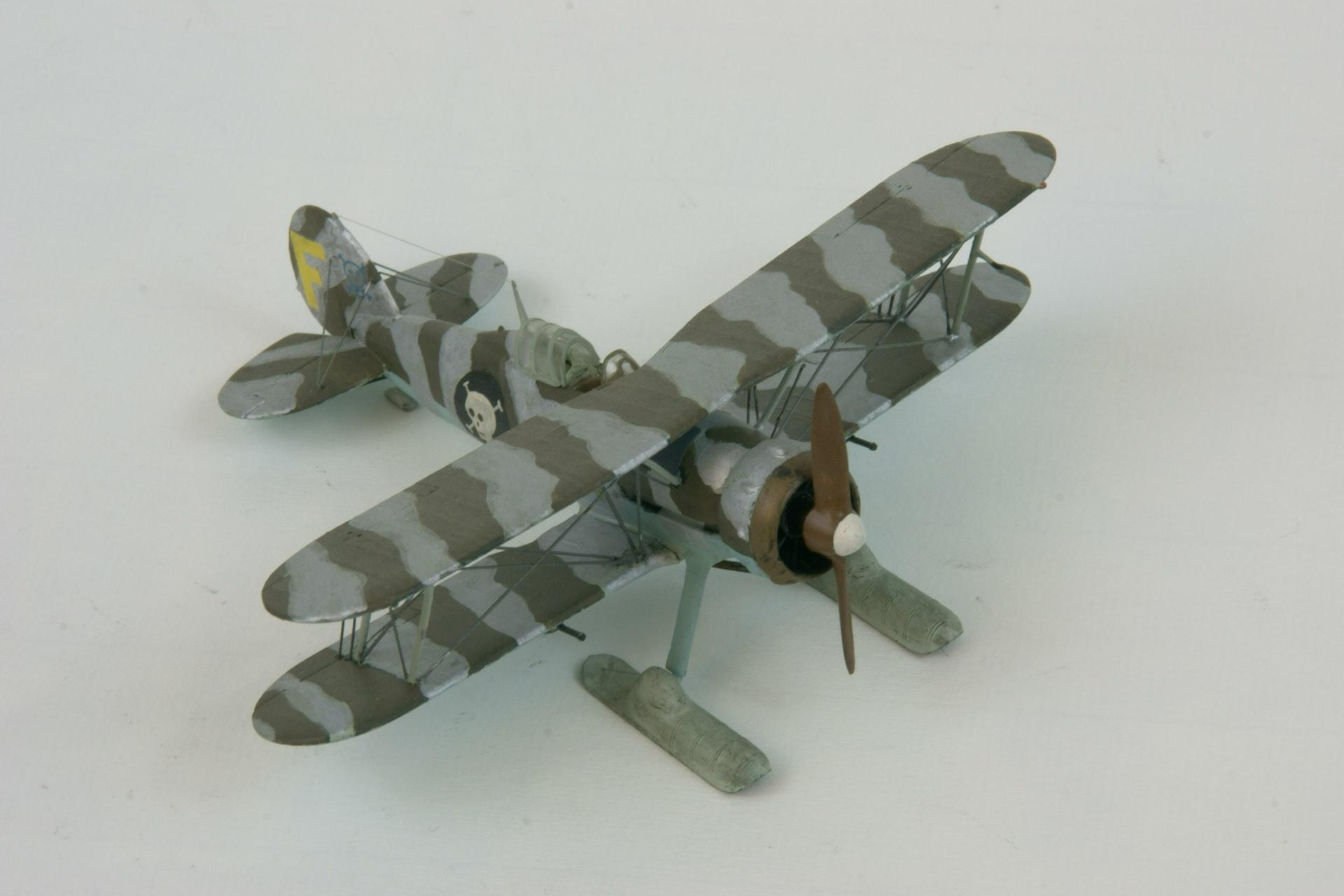 Gloster gladiator i 8