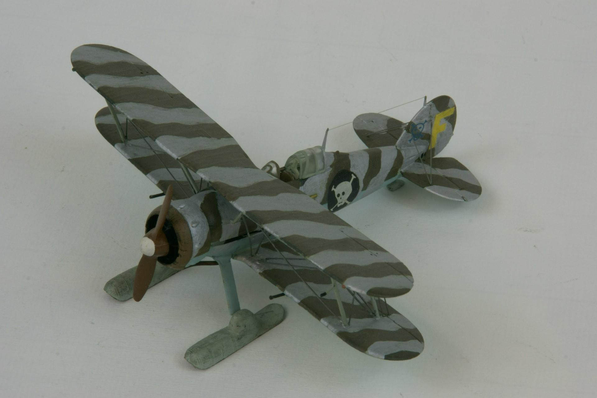 Gloster gladiator i 9