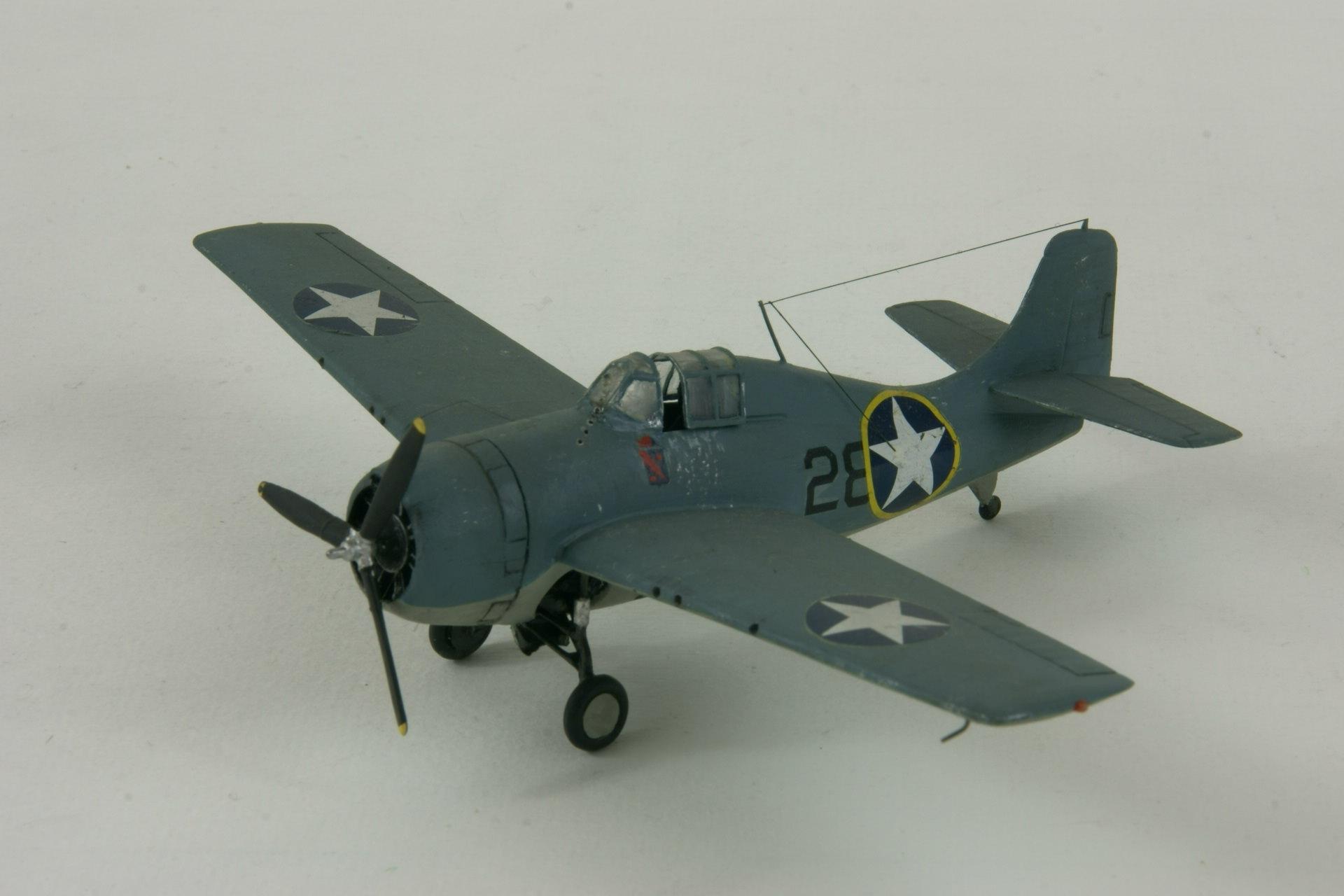 Grumman f3f 3 wildcat 1 2