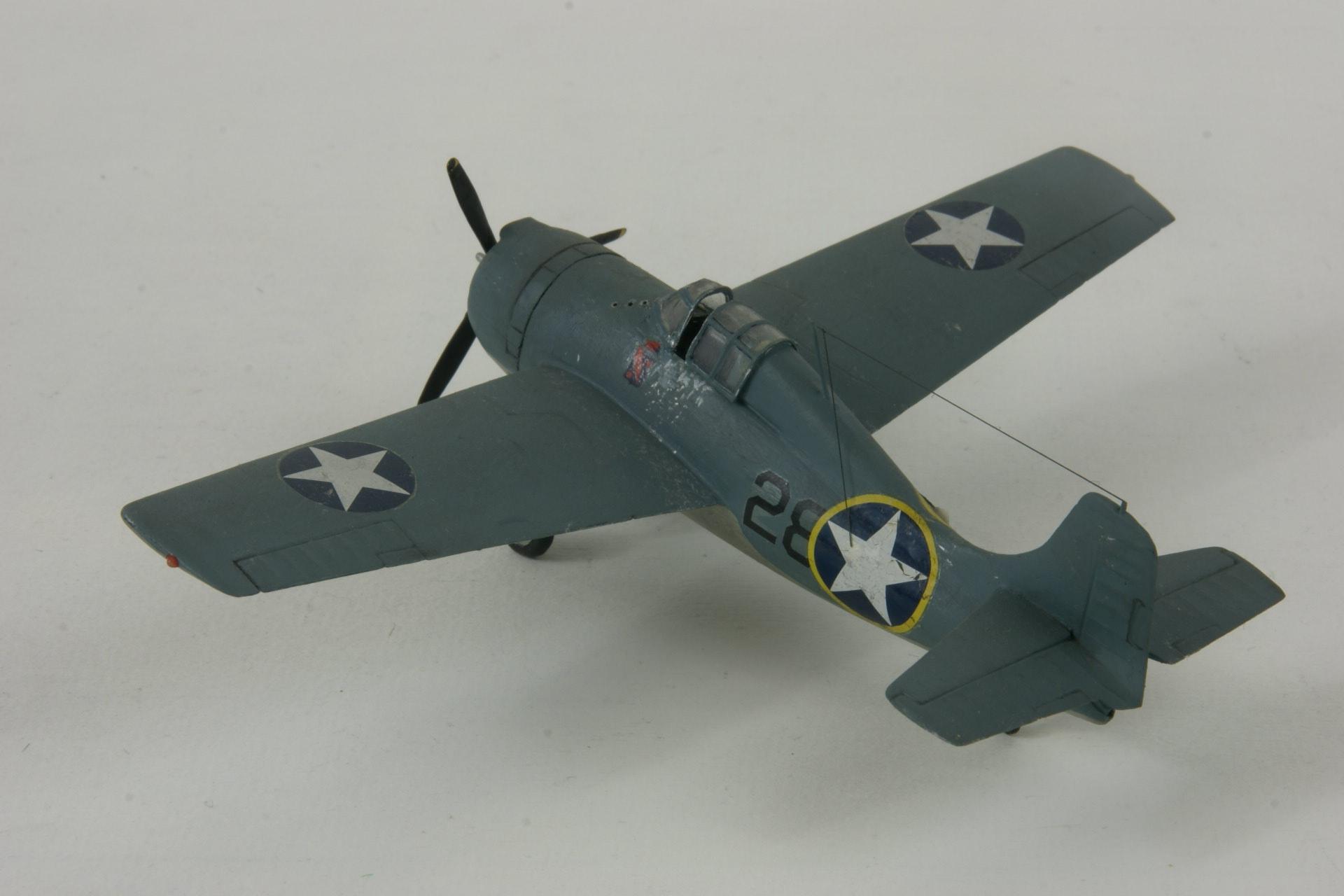 Grumman f3f 3 wildcat 2 2