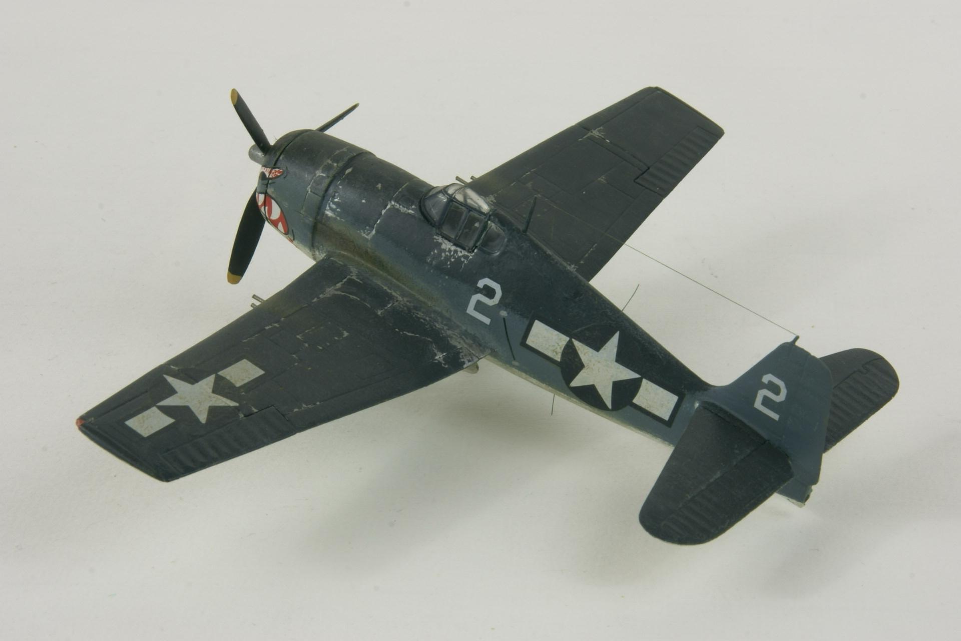Grumman f6f 3 hellcat 2 2
