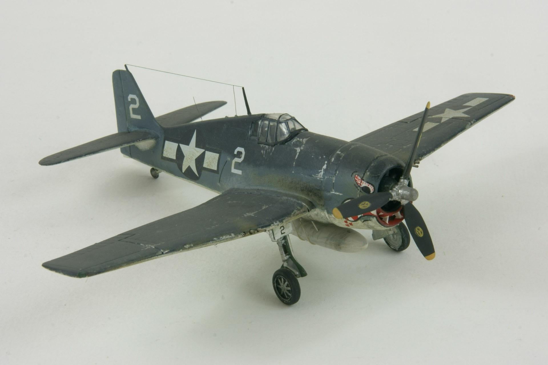 Grumman f6f 3 hellcat 4 2