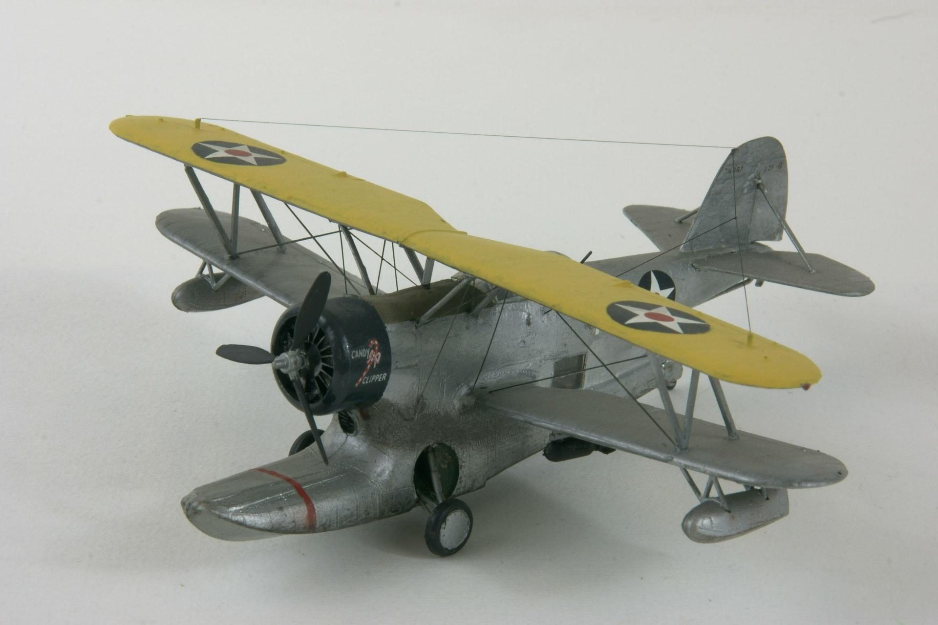 Grumman j2f 6 duck