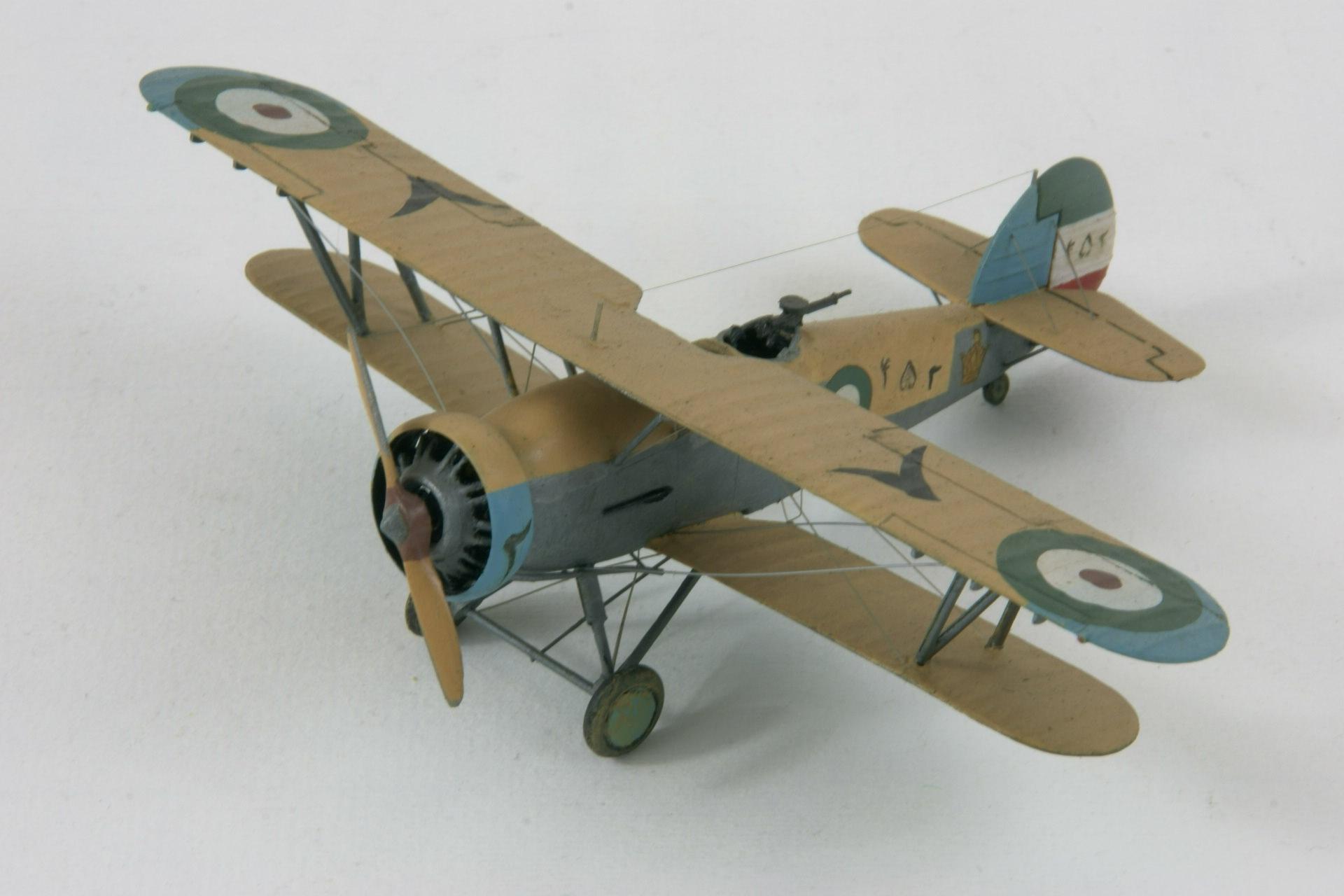 Hawker audax 1 1