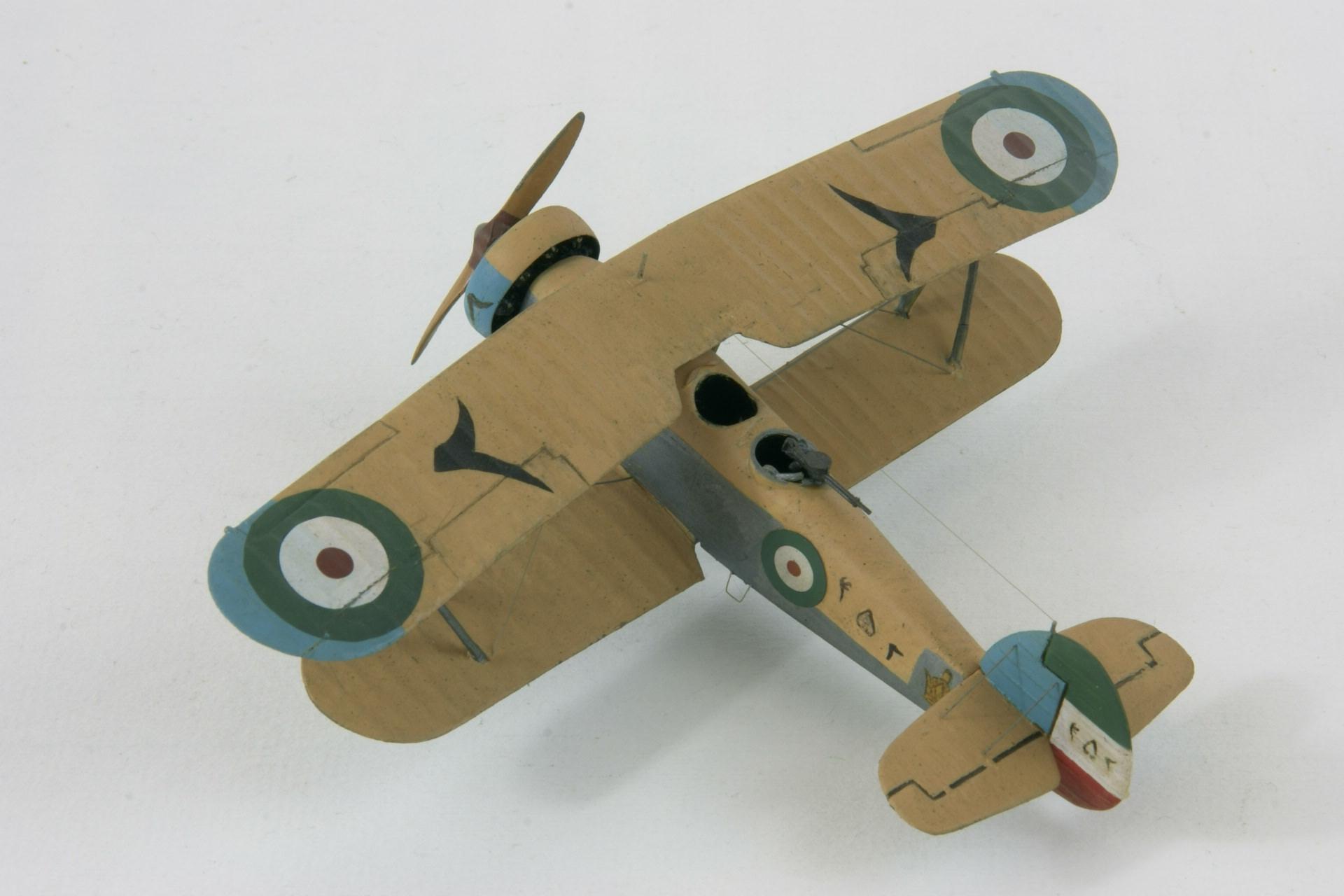 Hawker audax 2 1