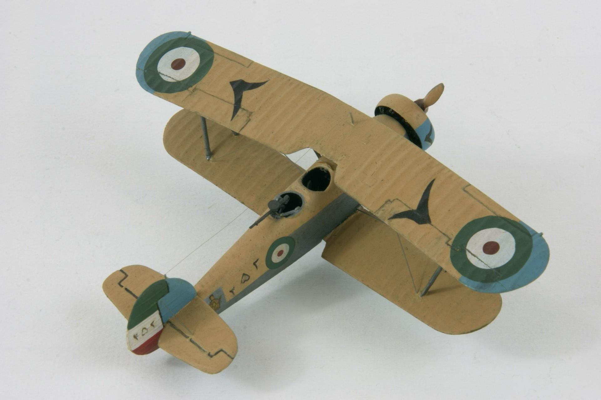 Hawker audax 3 1