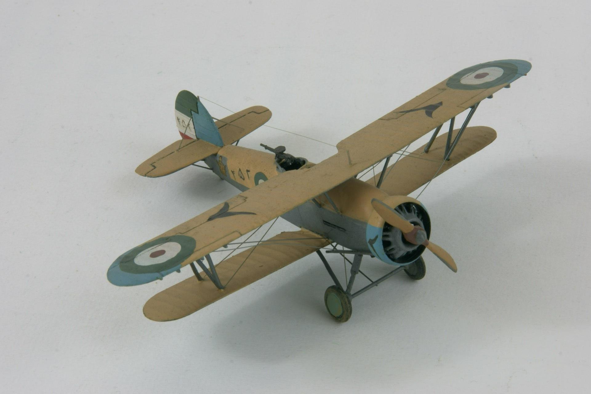 Hawker audax 4 1