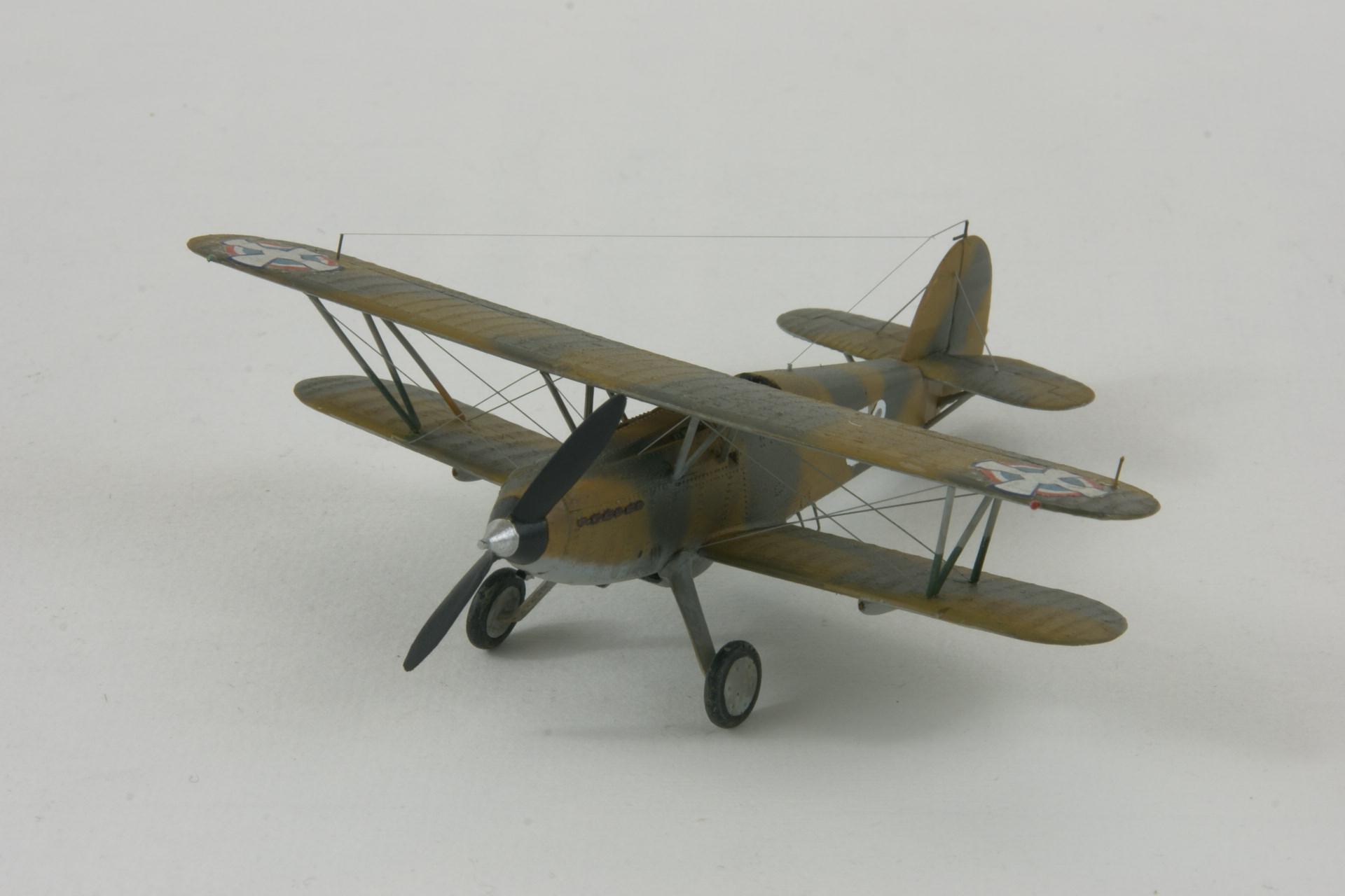 Hawker fury 1 1