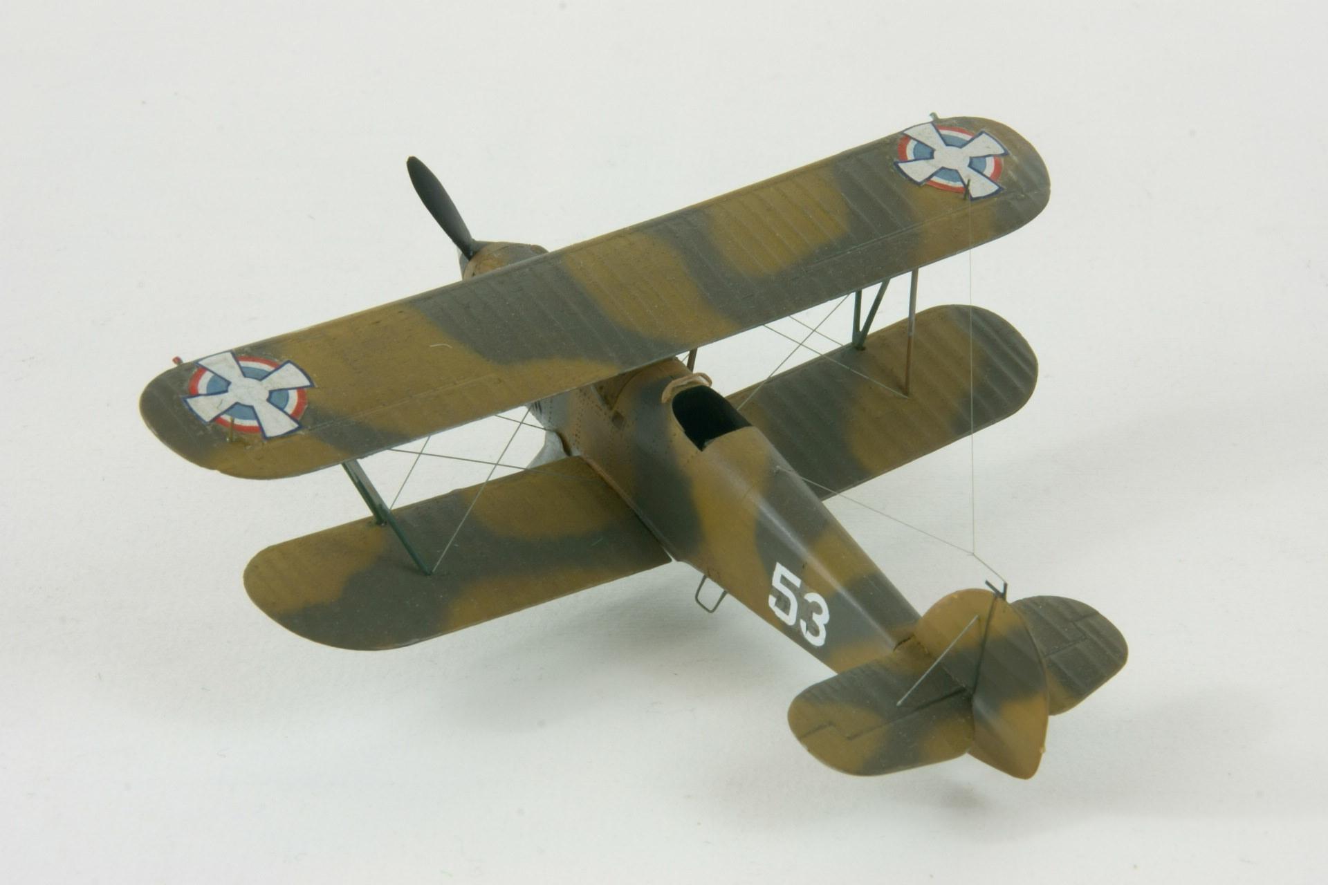Hawker fury 2 1