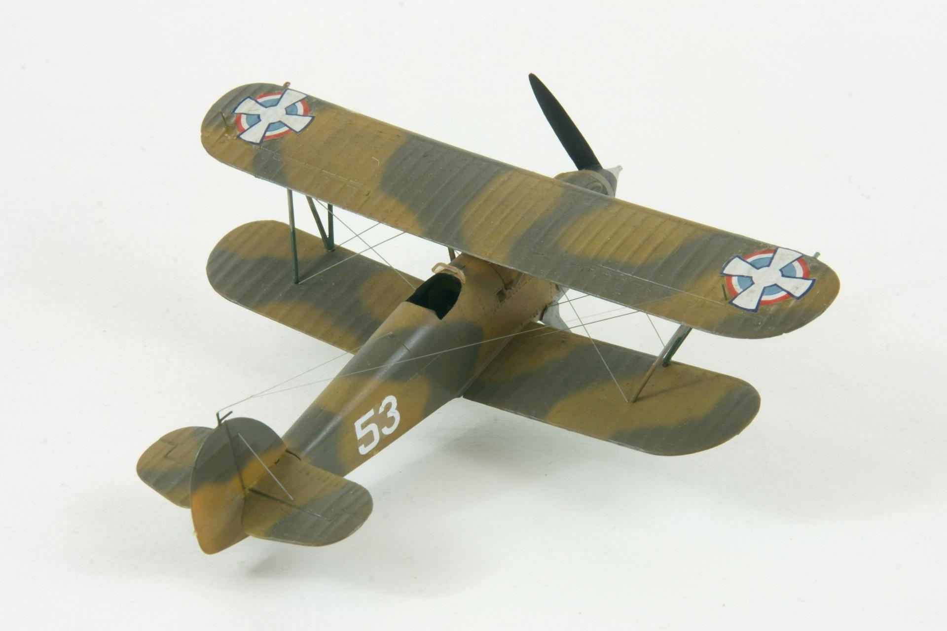 Hawker fury 3 1