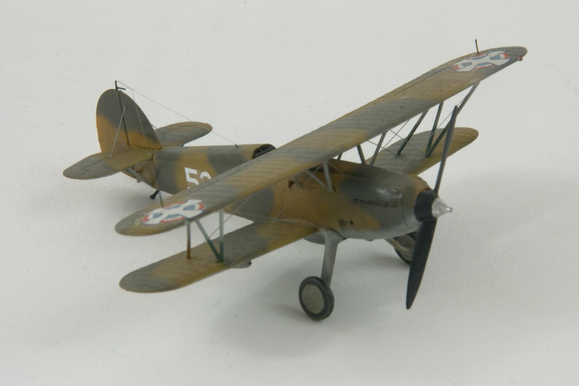Hawker fury 4 1