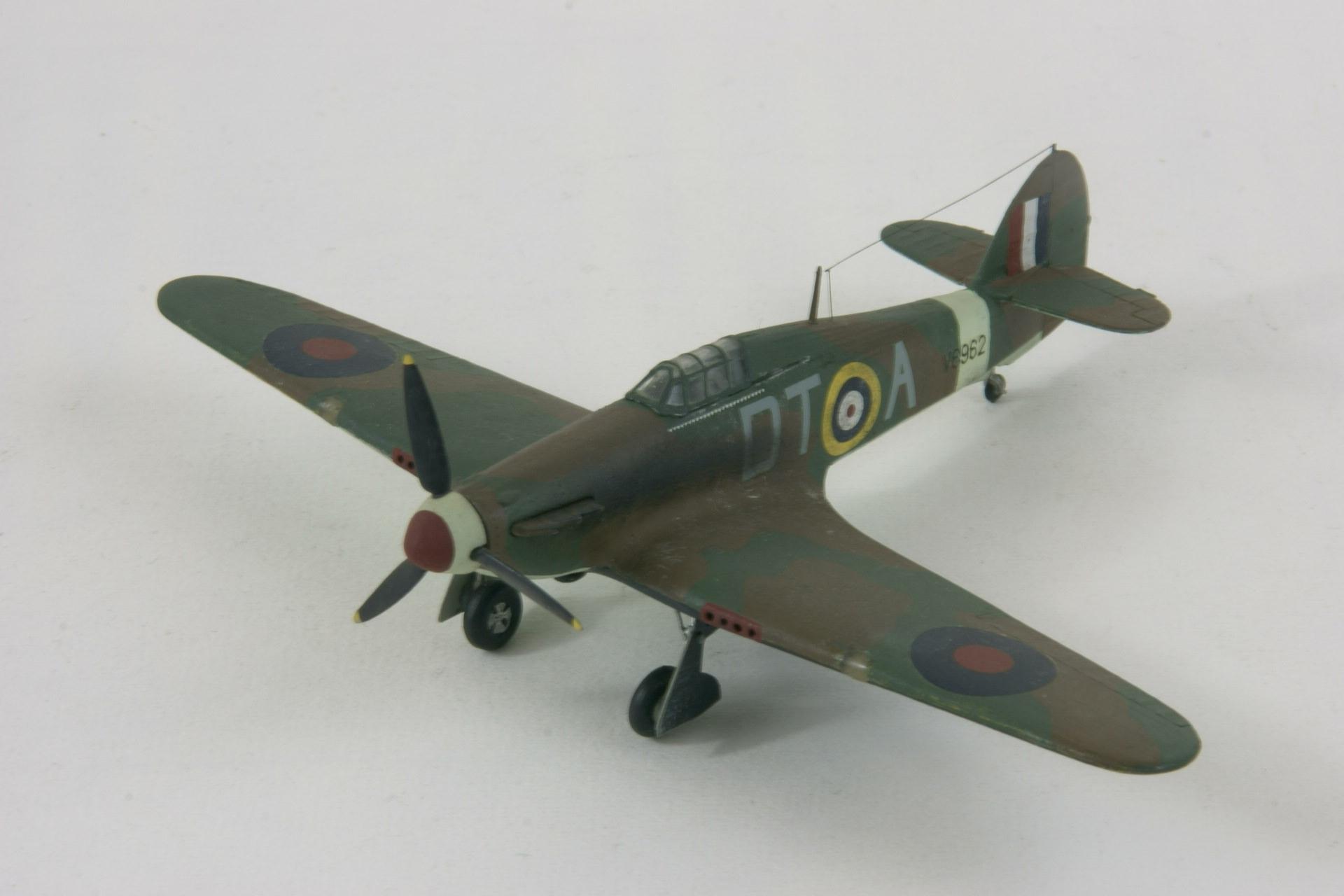 Hawker hurricane i 2 1