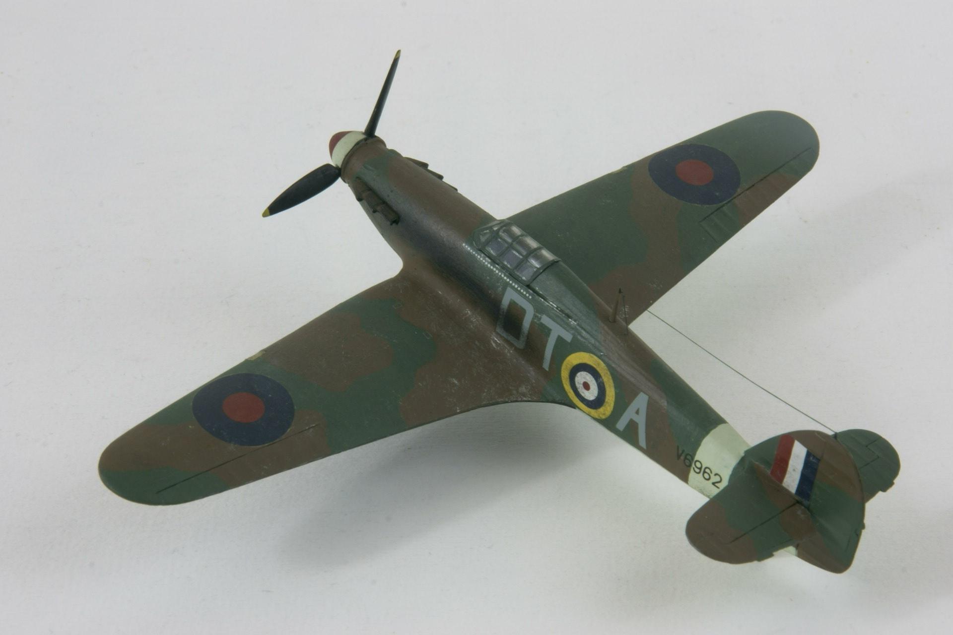 Hawker hurricane i 3 1