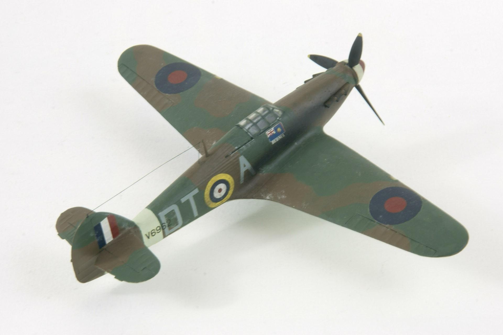 Hawker hurricane i 4 1