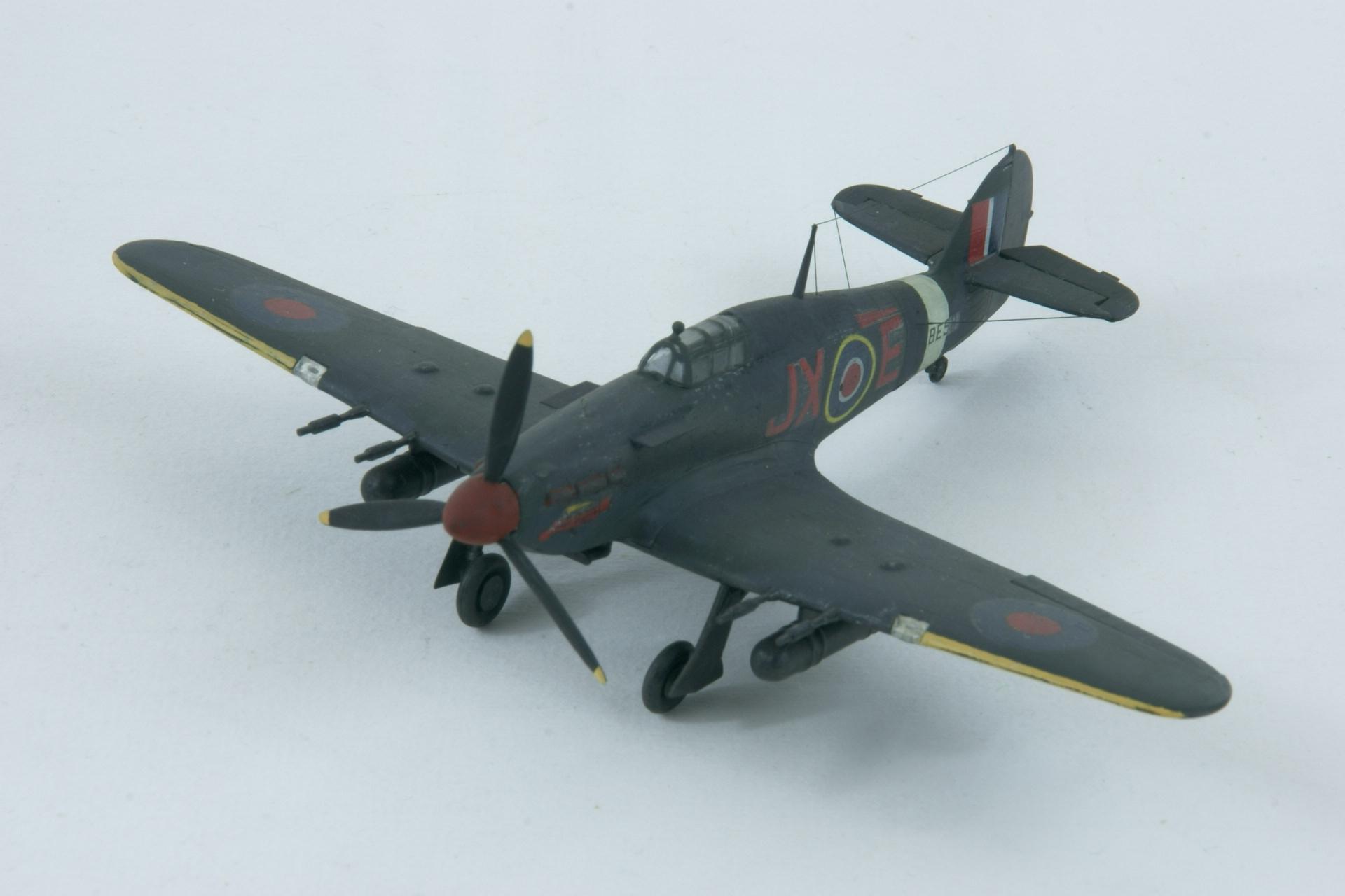Hawker hurricane iic 1
