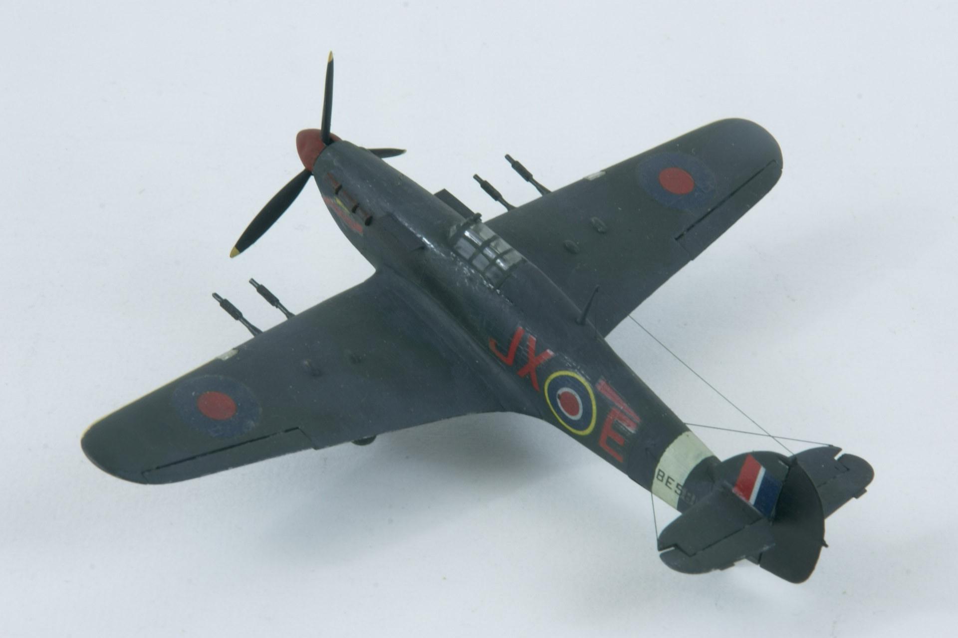 Hawker hurricane iic 2 1
