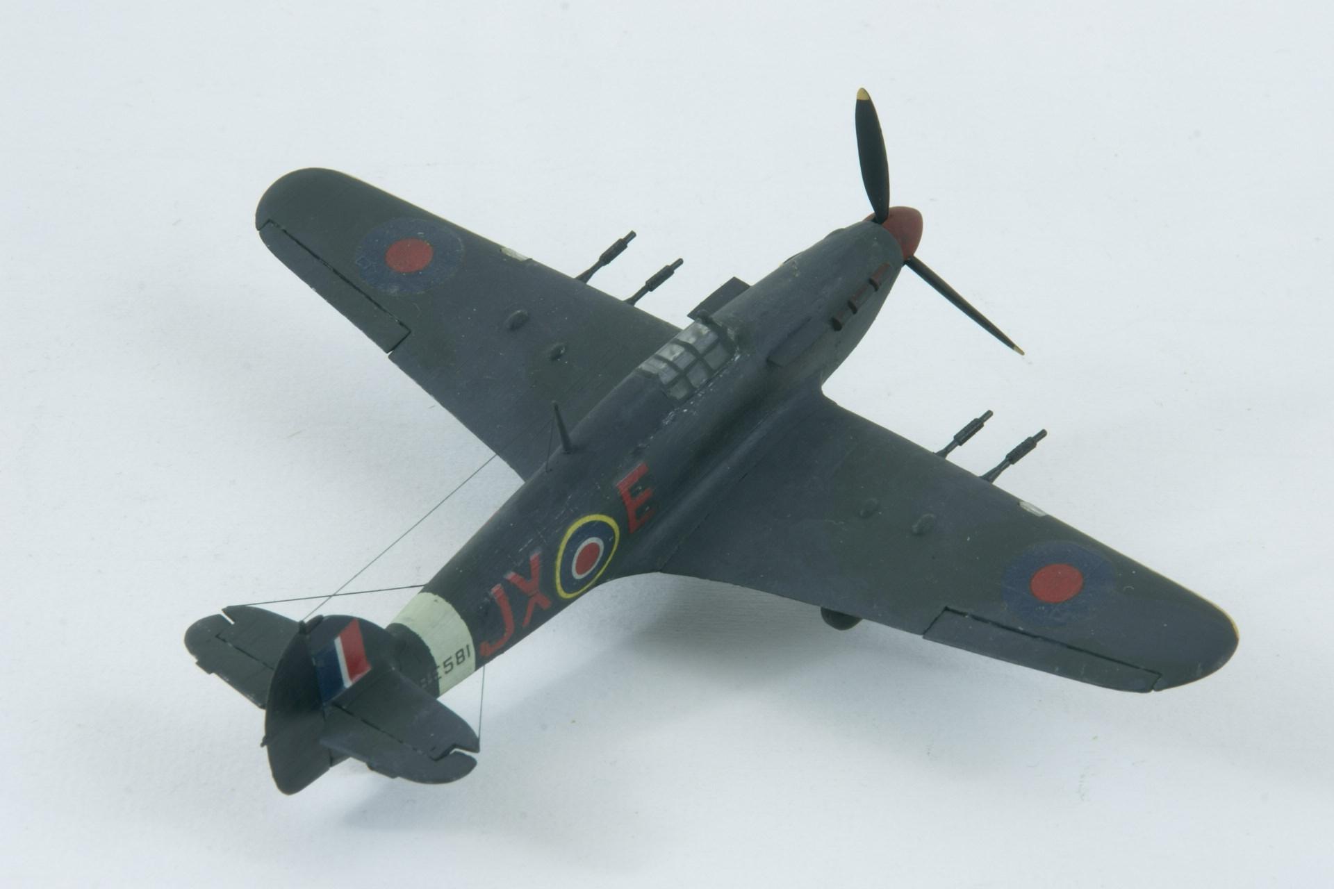 Hawker hurricane iic 3 1