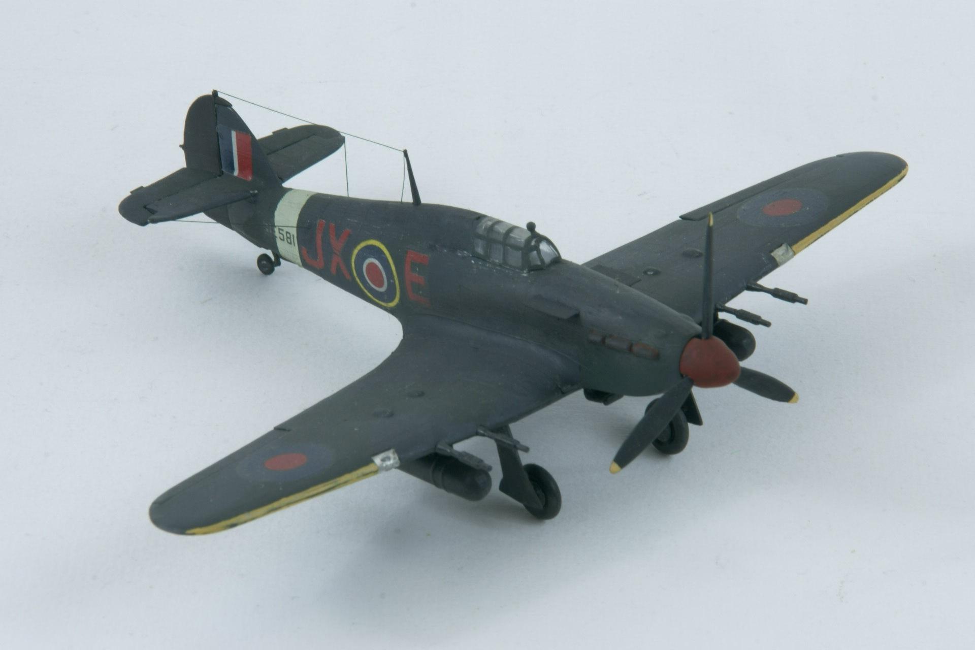 Hawker hurricane iic 4 1
