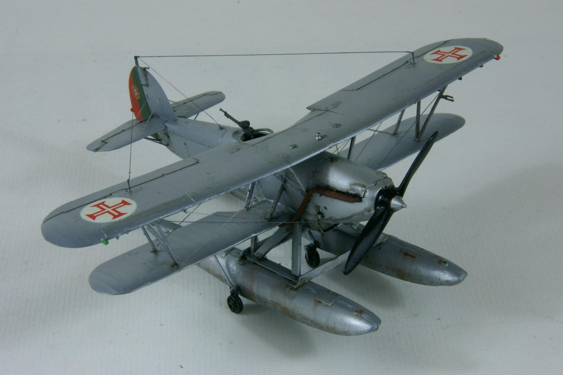 Hawker osprey 4