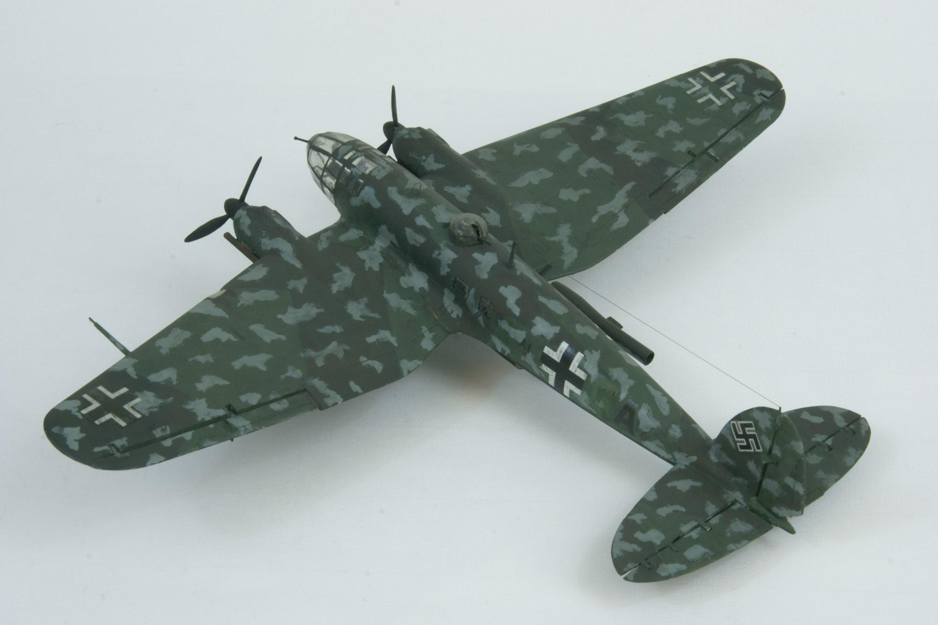 Heinkel 111h 22 w v 1 2