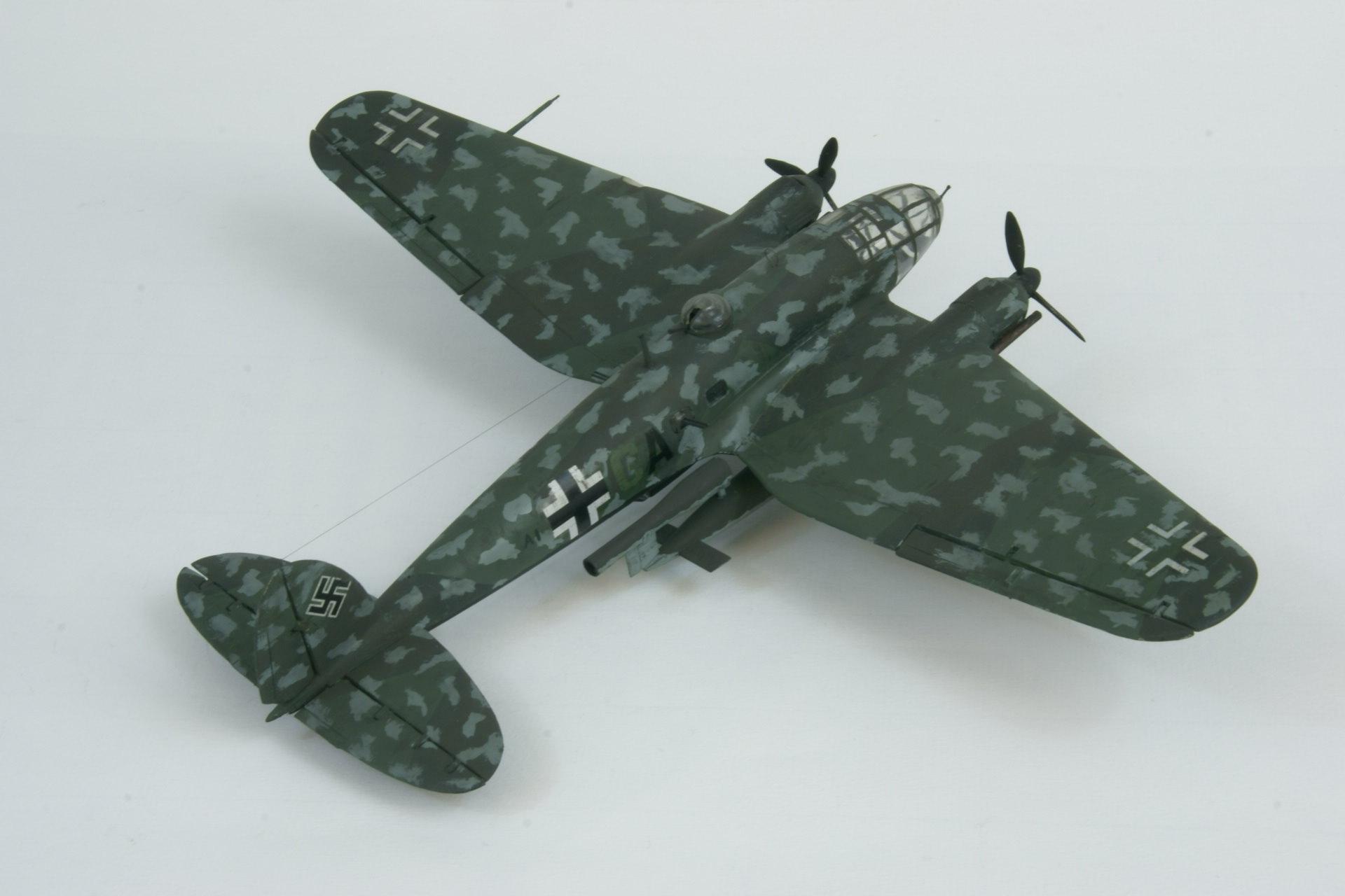 Heinkel 111h 22 w v 1 3