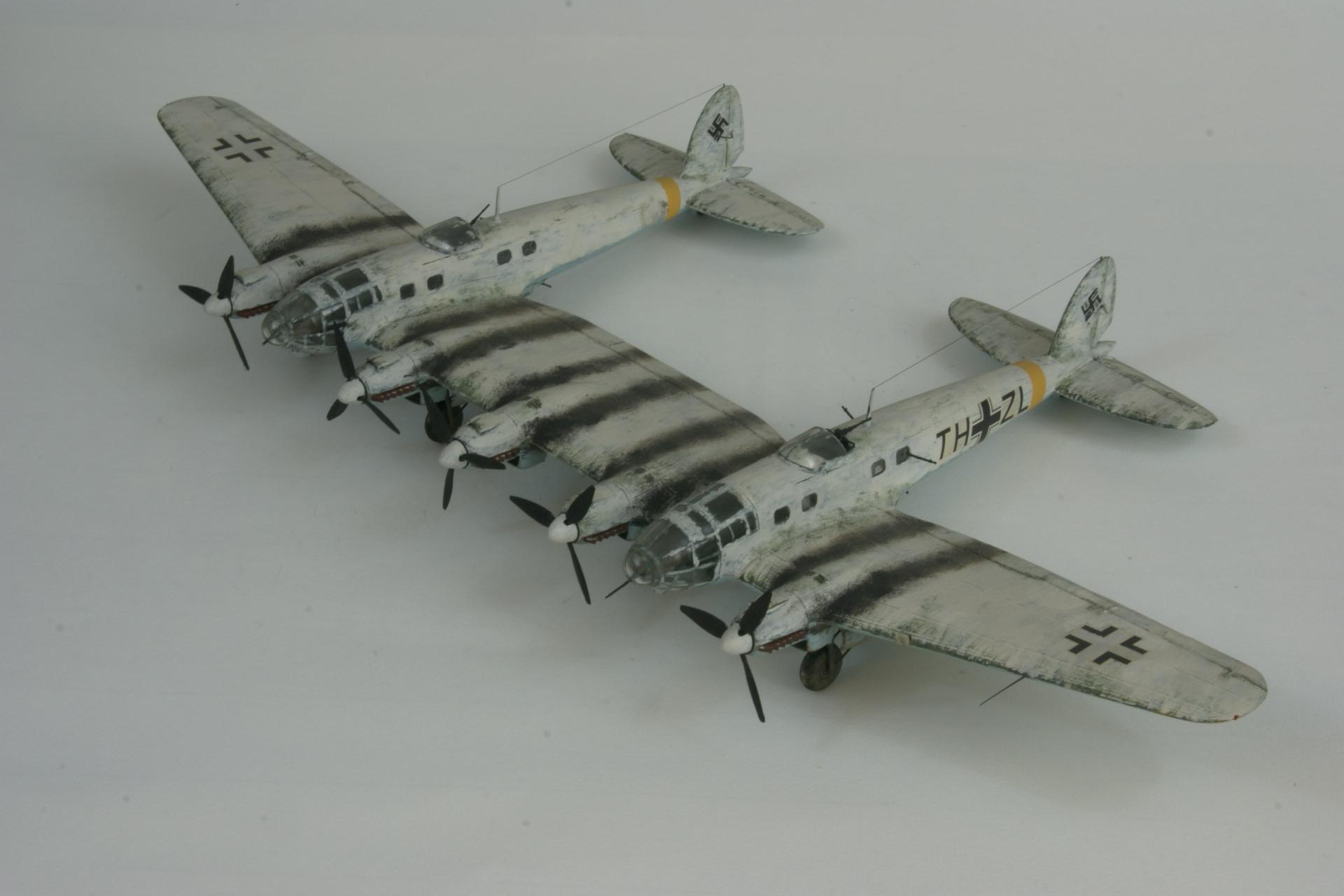 Heinkel 111z 2